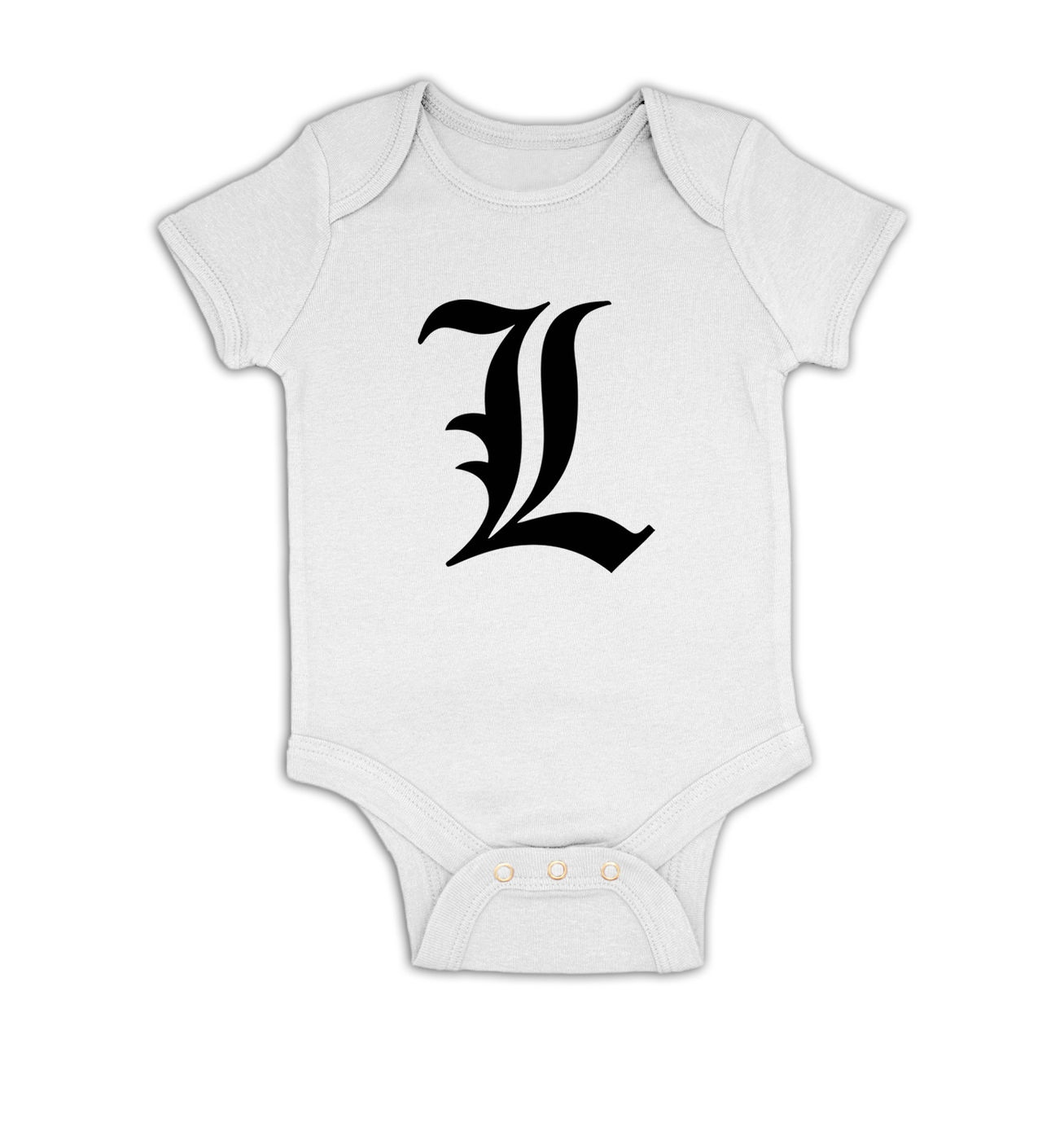 L Anime baby grow by Something Geeky