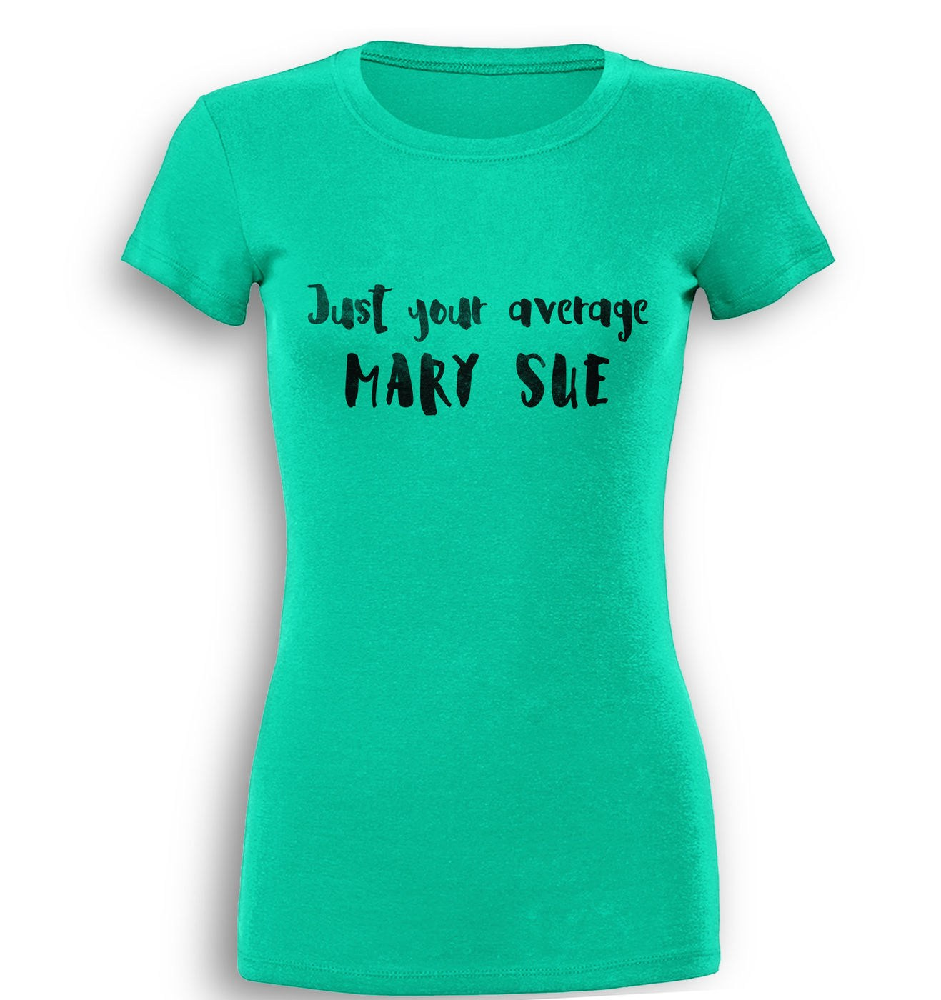 Mary Sue premium women's t-shirt by Something Geeky
