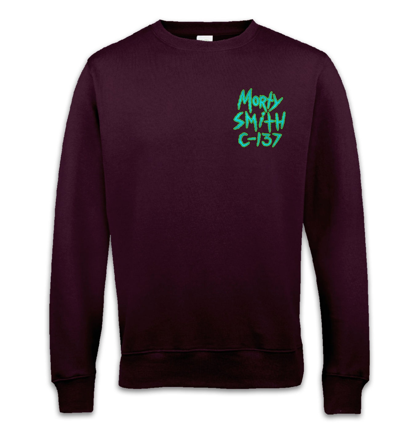 Morty Smith C-137 sweatshirt by Something Geeky