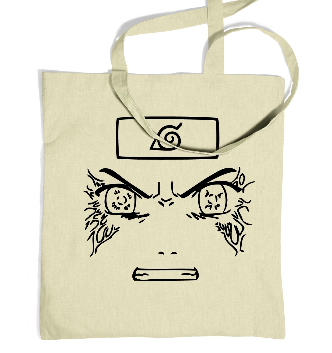 Neji Face - Tote Bag