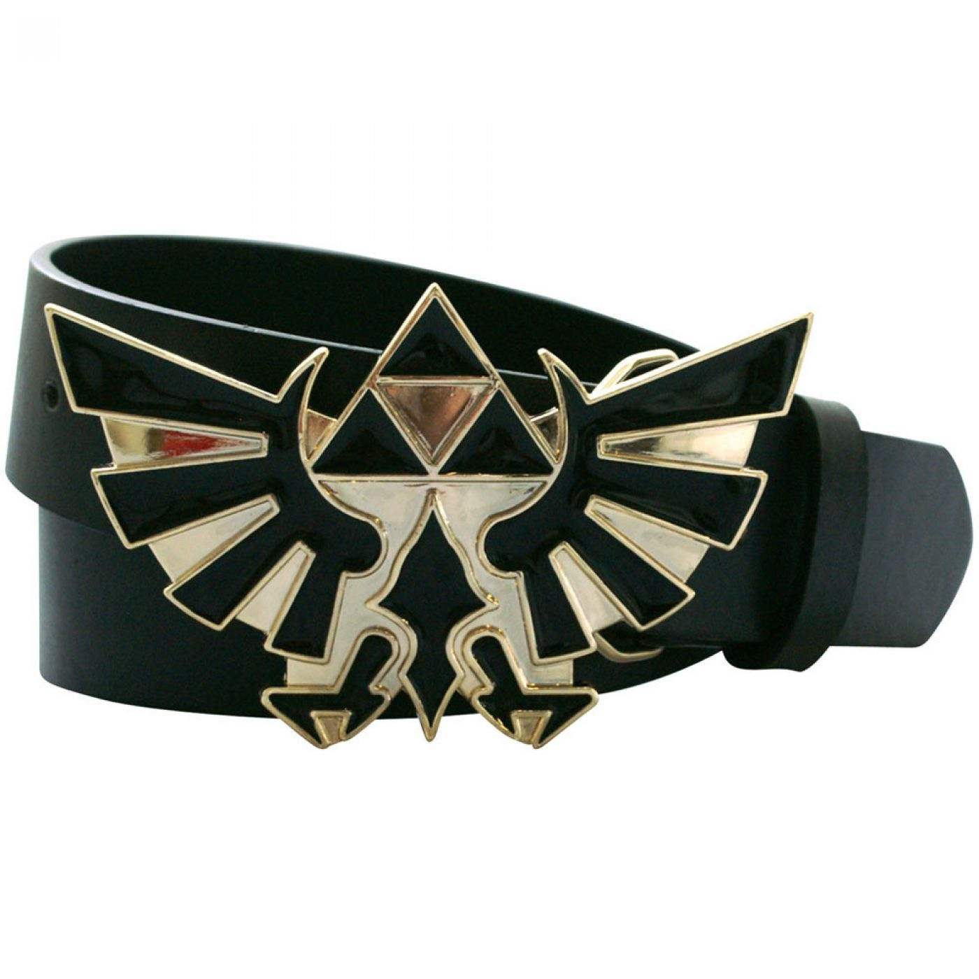 Nintendo Legend Of Zelda Hyrulian Crest belt and buckle
