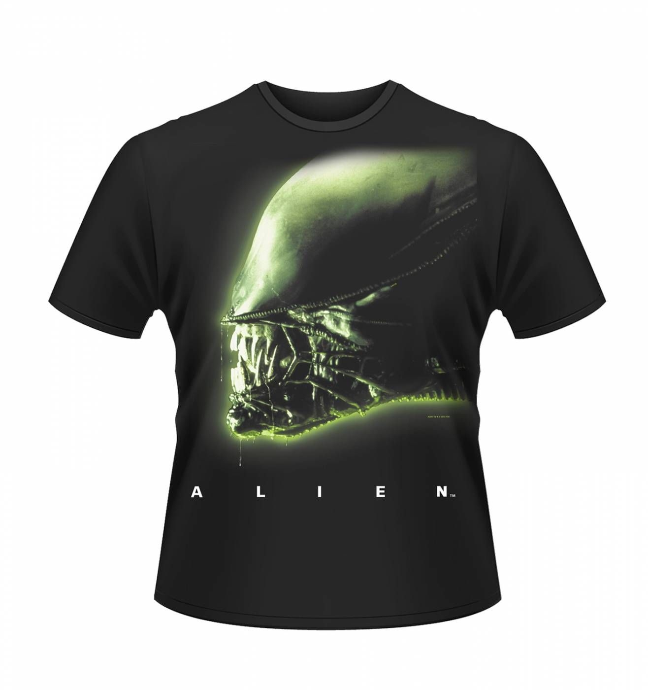 OFFICIAL Alien Head men's t-shirt