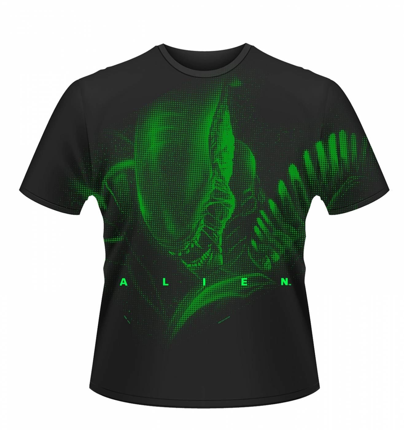 OFFICIAL Alien Warrior men's t-shirt
