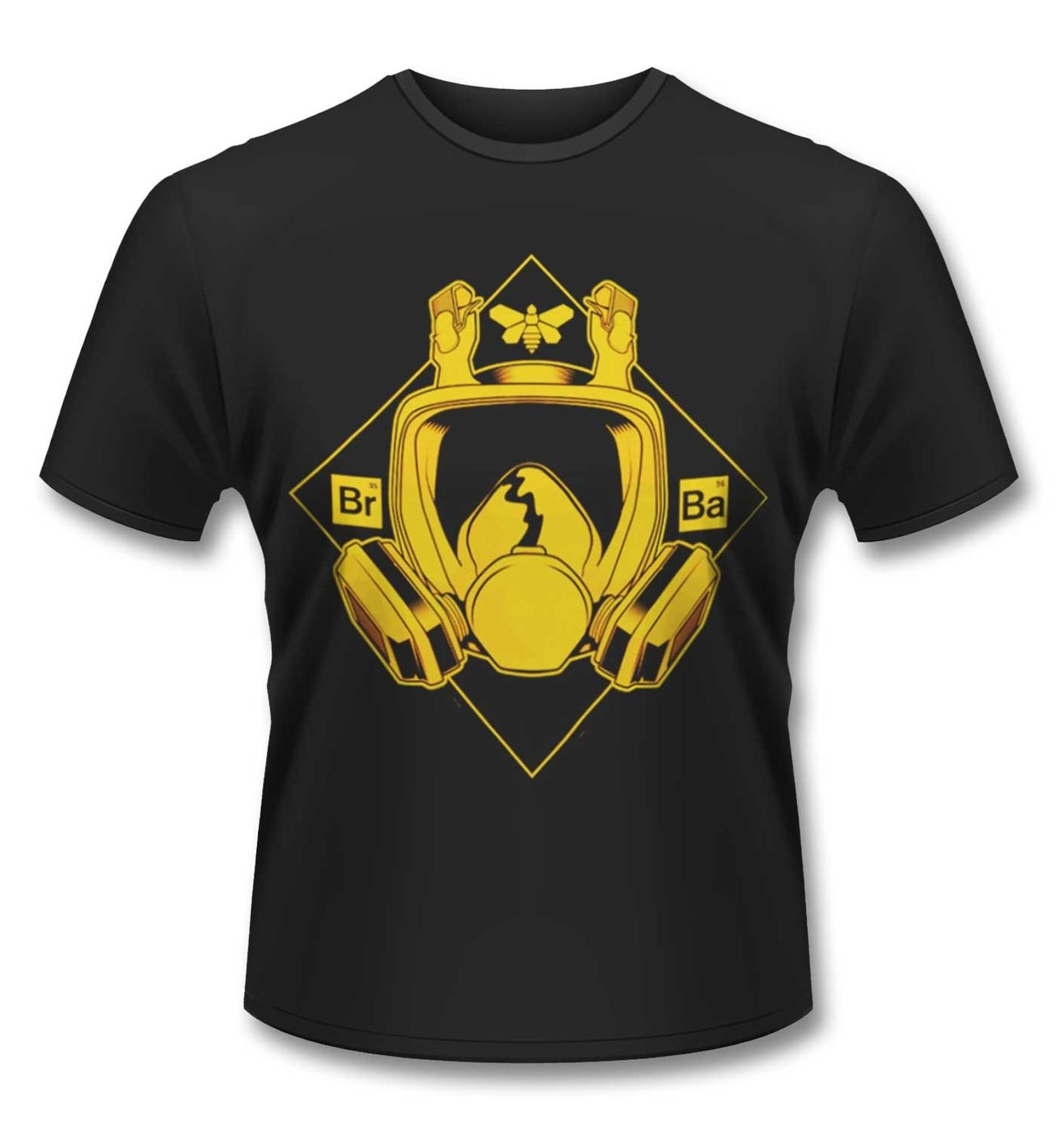 Official Breaking Bad Mask t-shirt