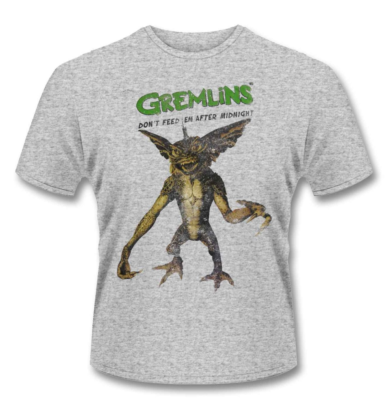 Official Gremlins t-shirt - Spike - Don't Feed 'Em After Midnight