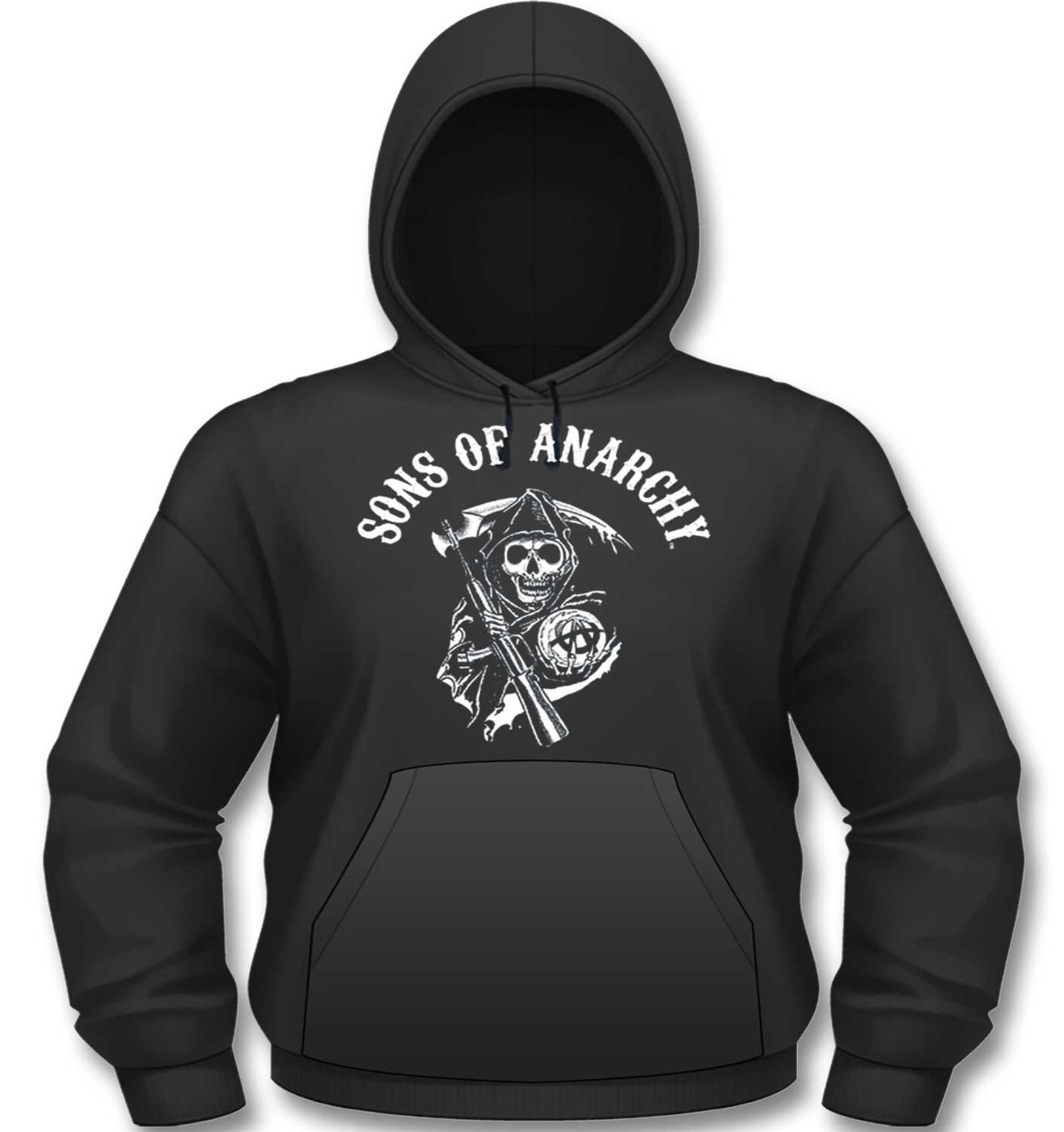 Official Sons Of Anarchy Classic hoodie