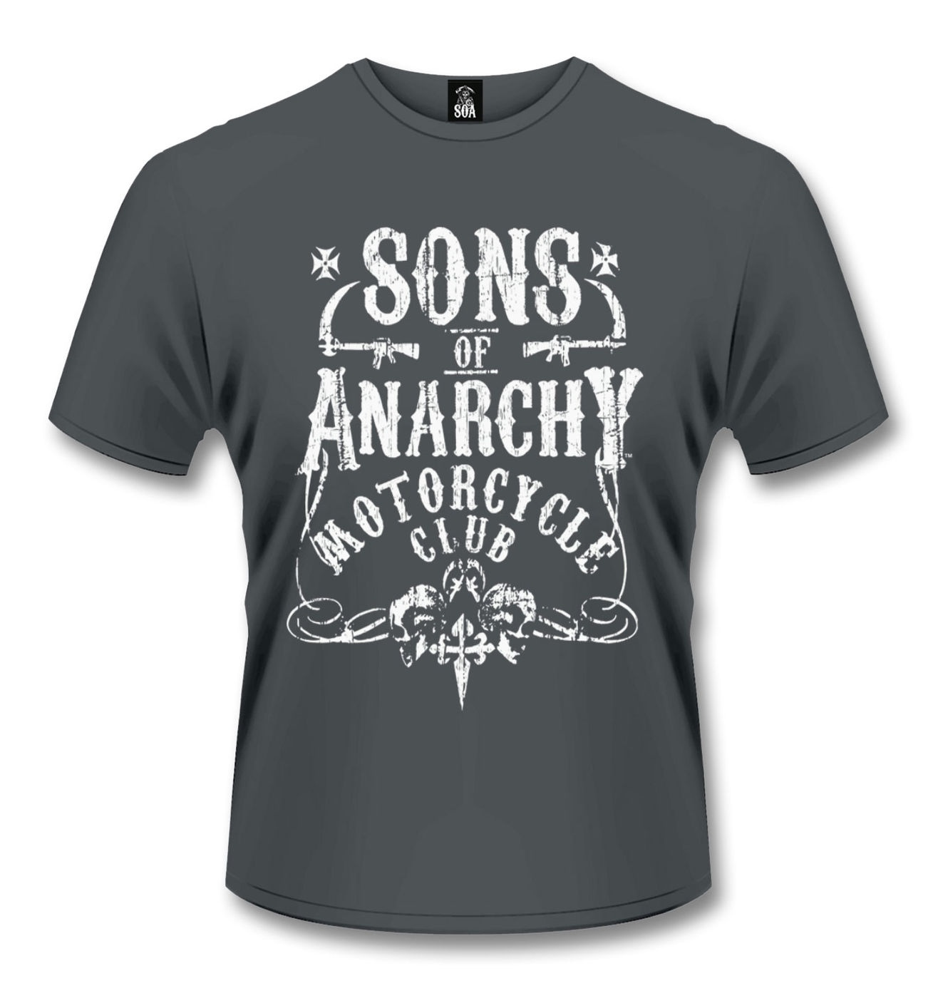 Official Sons Of Anarchy Club t-shirt