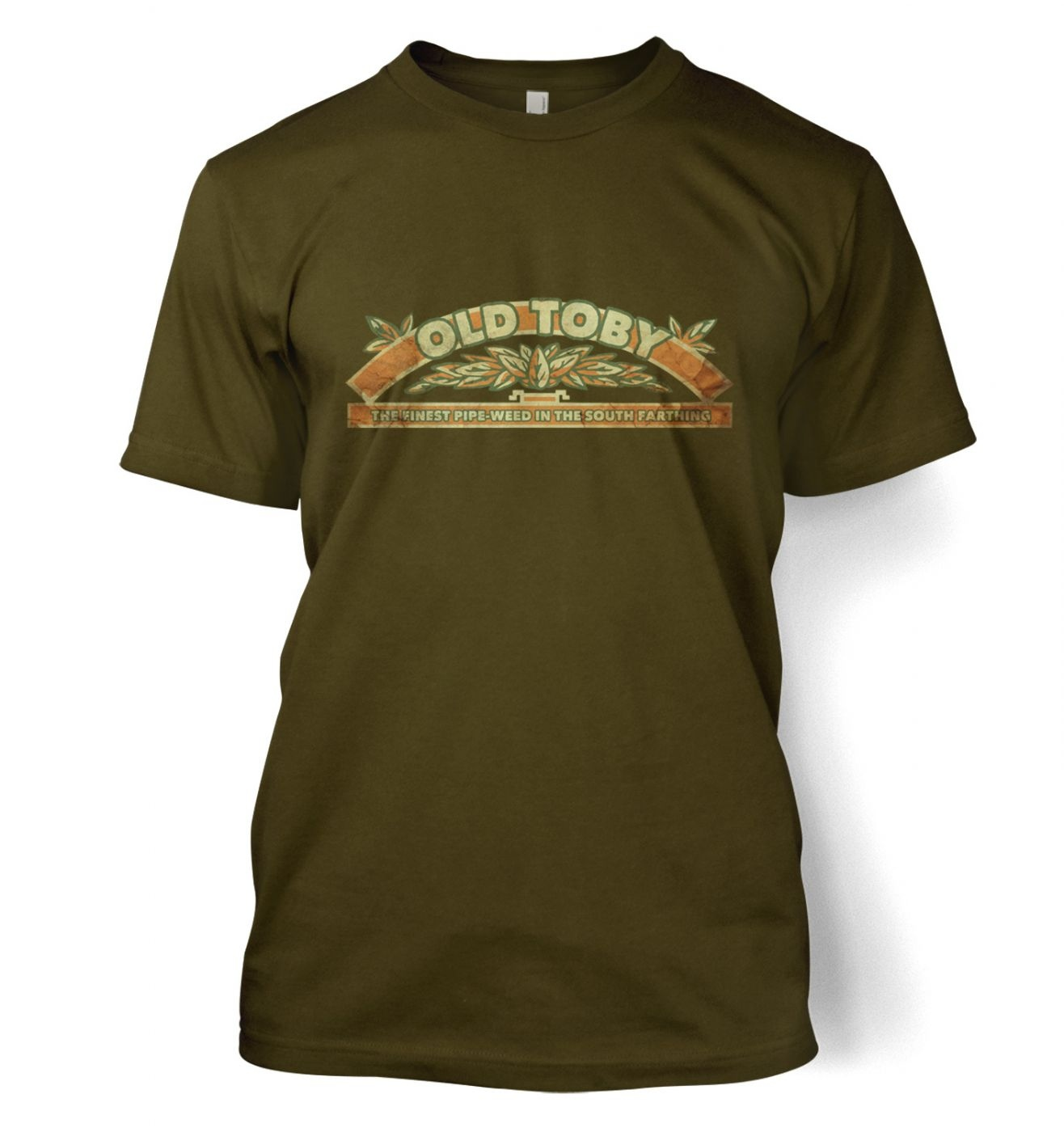 Old Toby Pipe Weed t-shirt