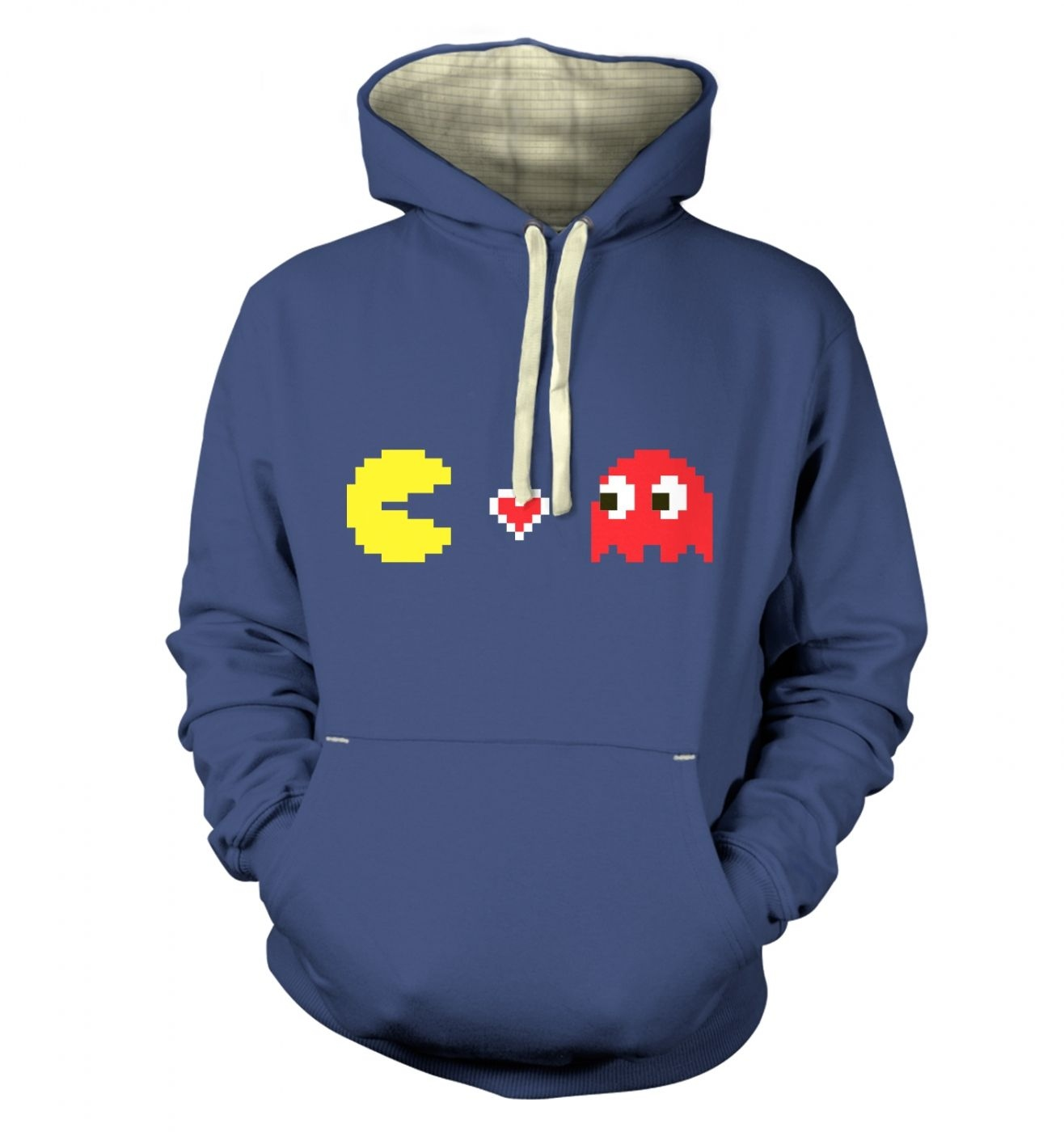 Squid Love Cheese premium hoodie