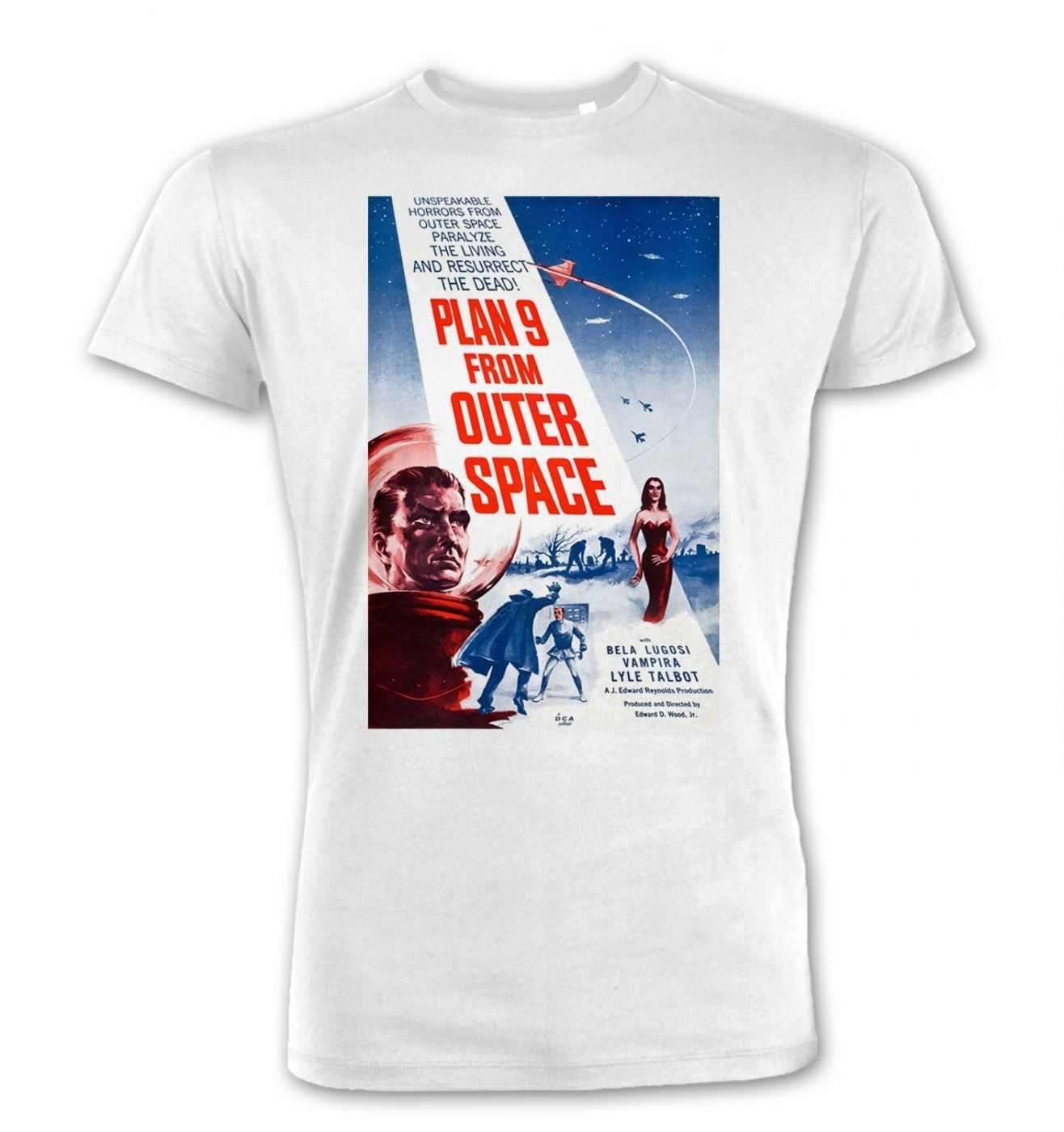 Plan 9 From Outer Space men's Premium t-shirt