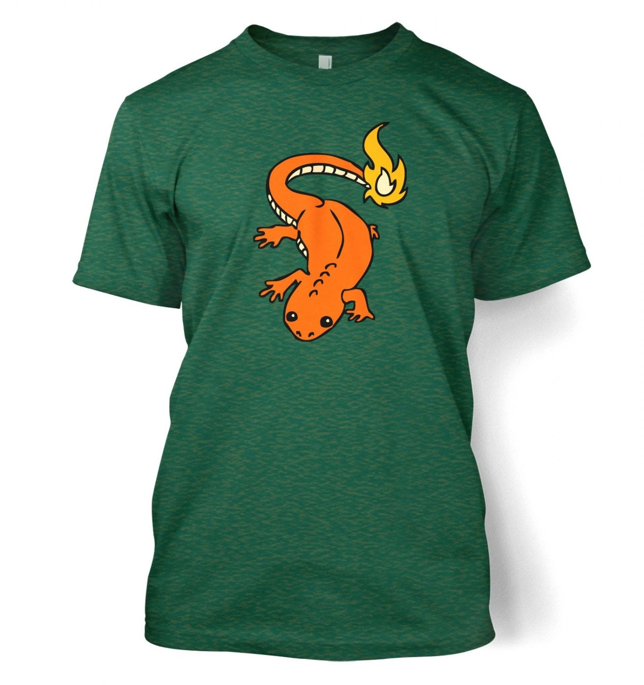 Real Life Charmander T-Shirt - Inspired by Pokemon