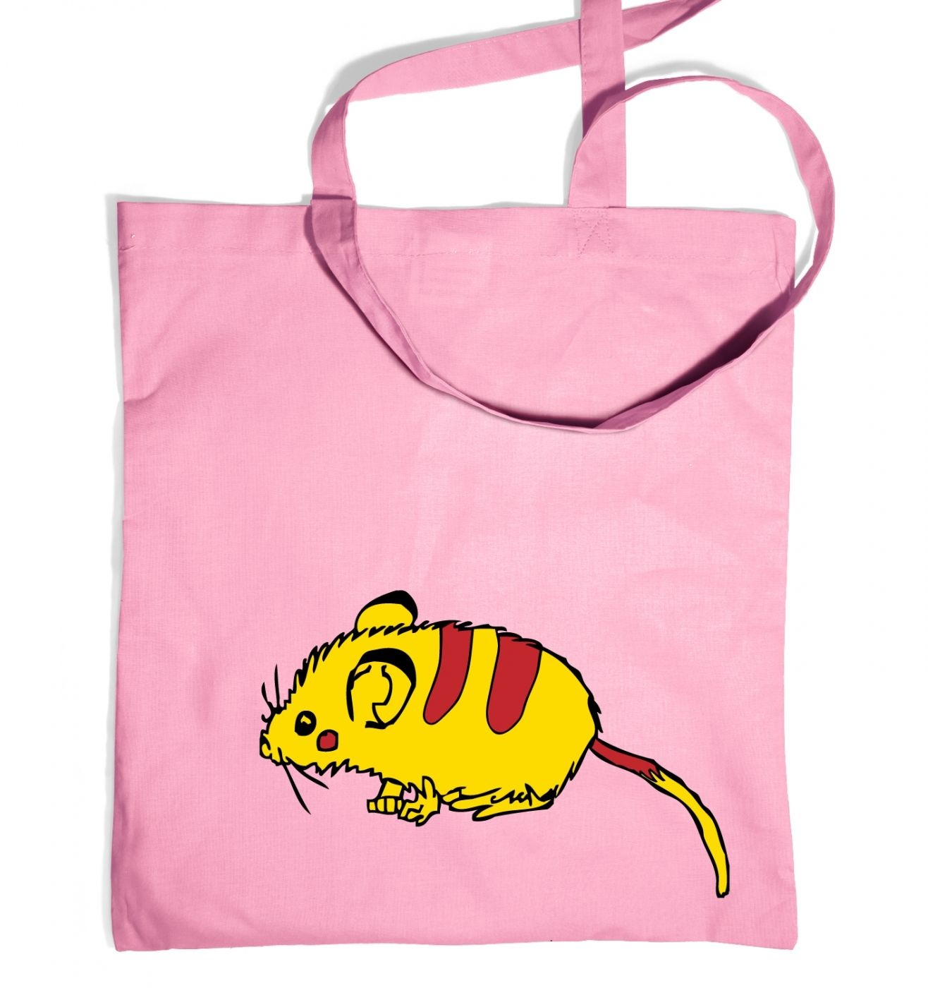 Real Life Pikachu Tote Bag - Inspired by Pokemon