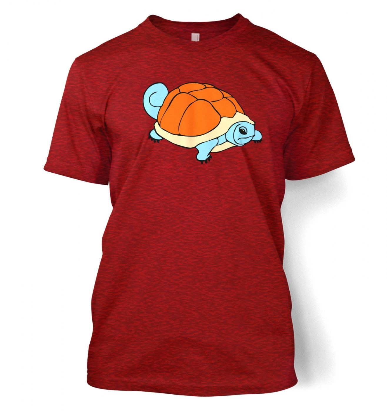 Real Life Squirtle T-Shirt - Inspired by Pokemon