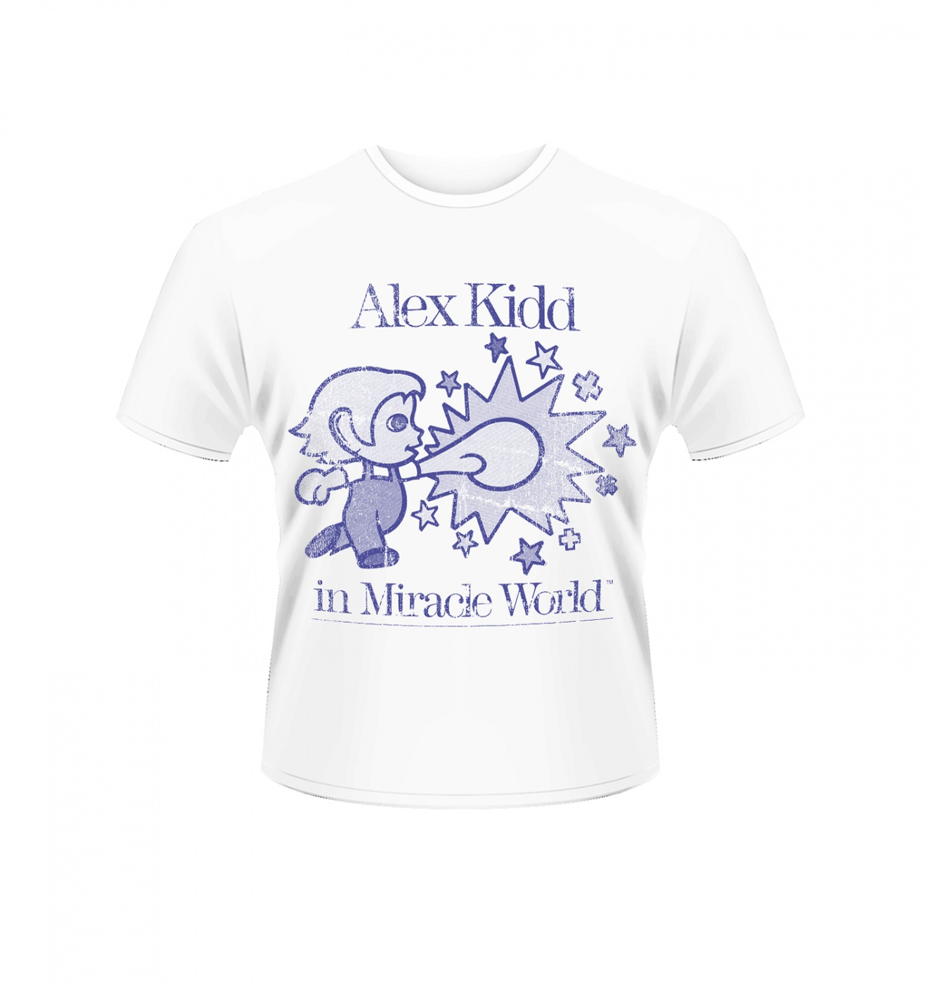 SEGA Alex Kidd In Miracle World men's t-shirt - Official