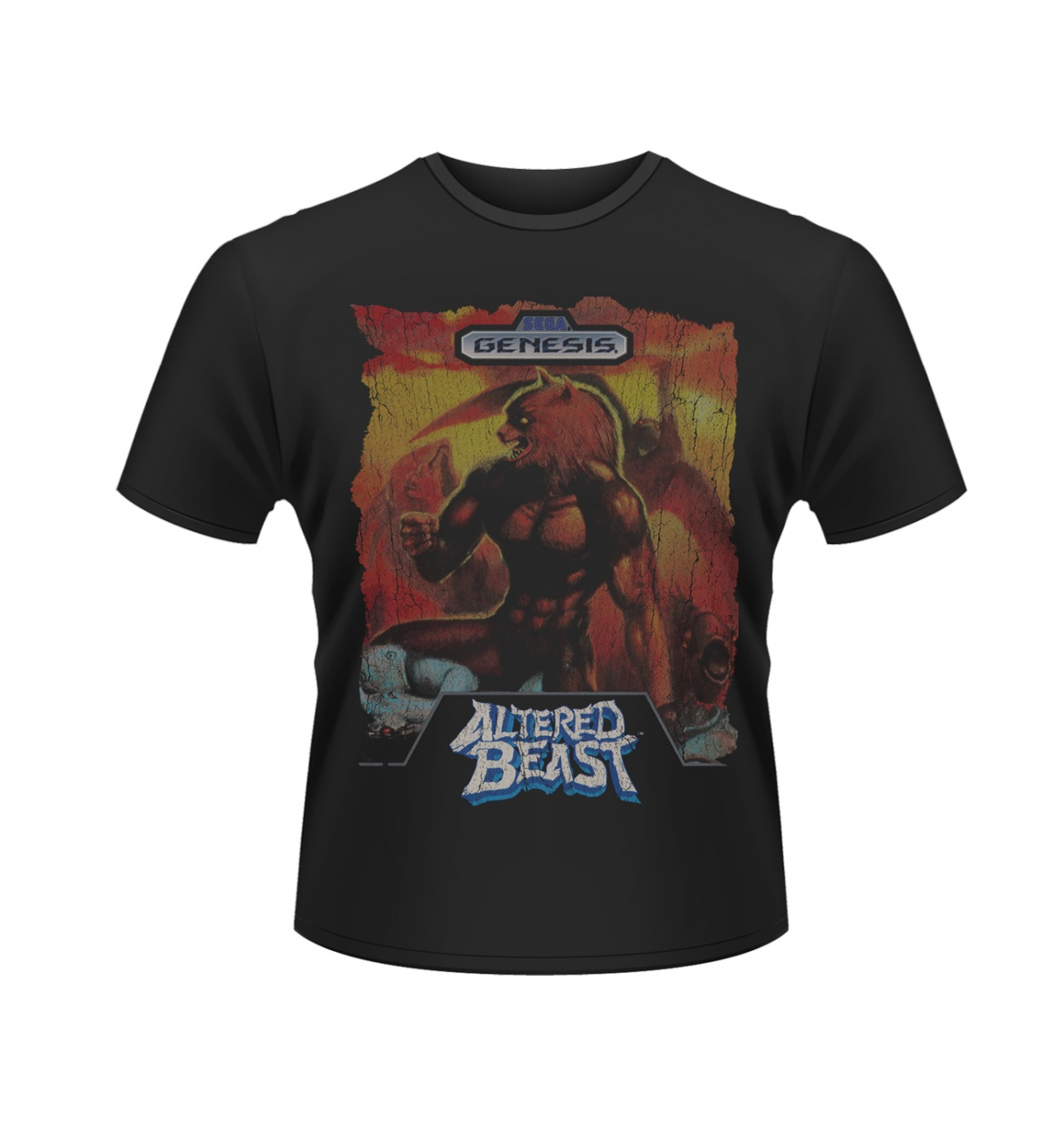 SEGA Altered Beast men's t-shirt- Official