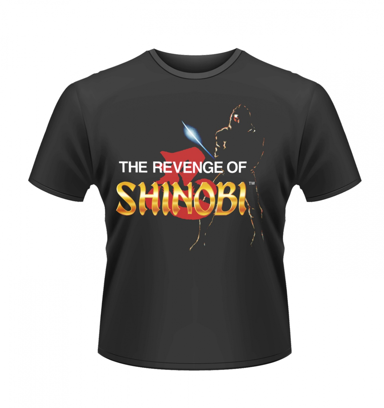 SEGA Revenge Of Shinobi men's t-shirt - Official