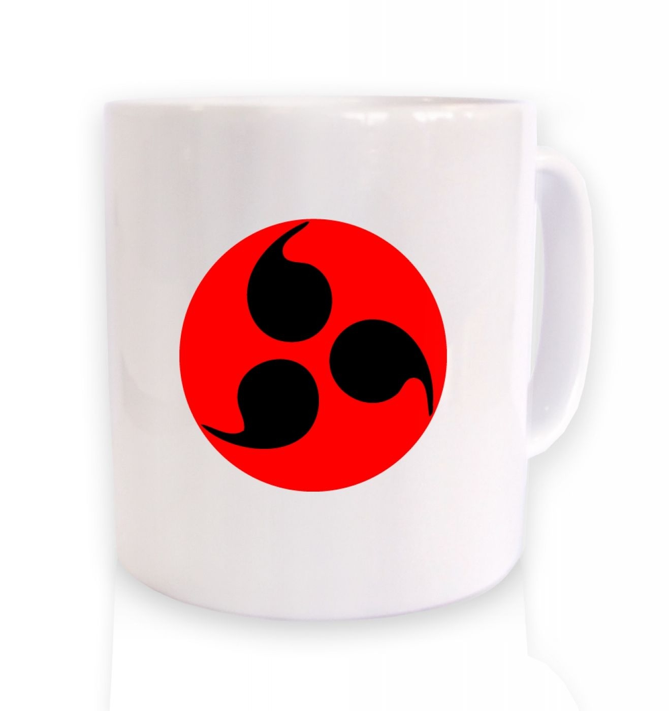 Sharingan Eye Mug - Inspired by Naruto