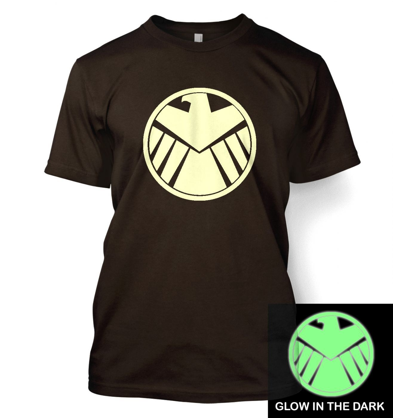 Shield (glow in the dark) t-shirt