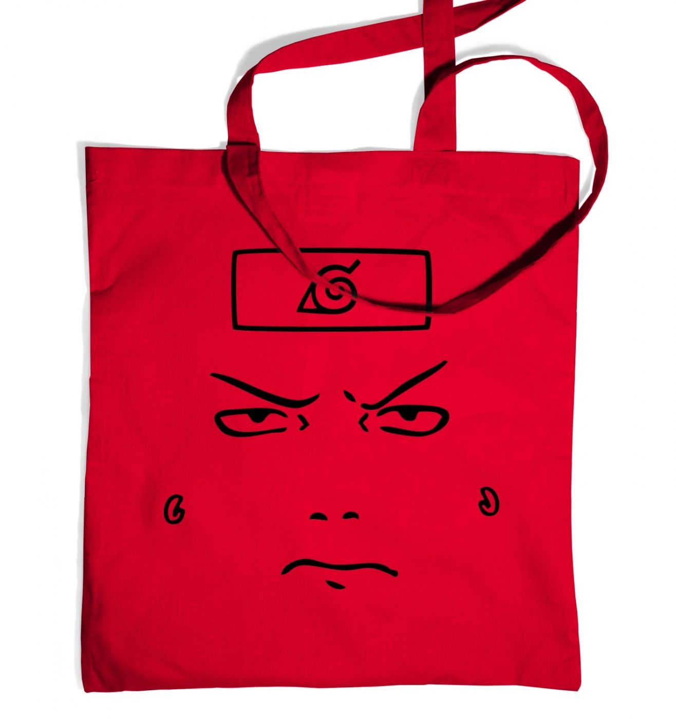 Shikamaru Face - Tote Bag