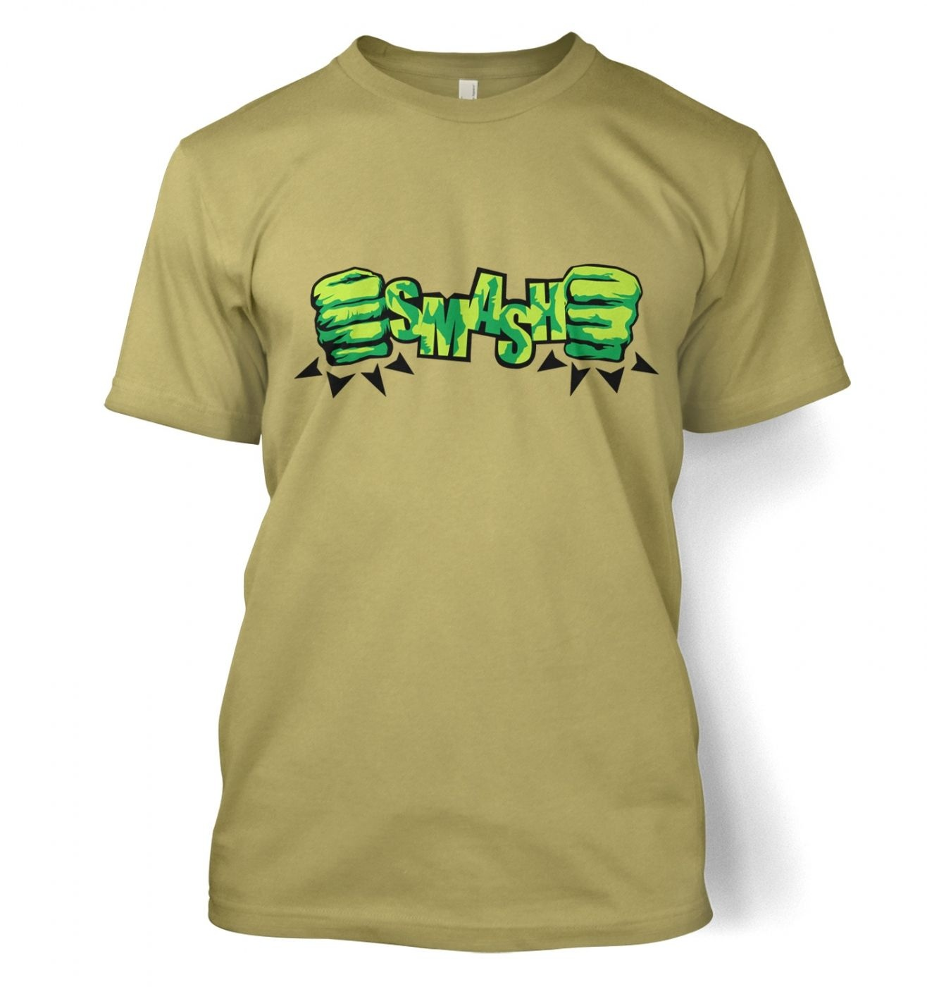 SMASH-Fists Smash men's t-shirt