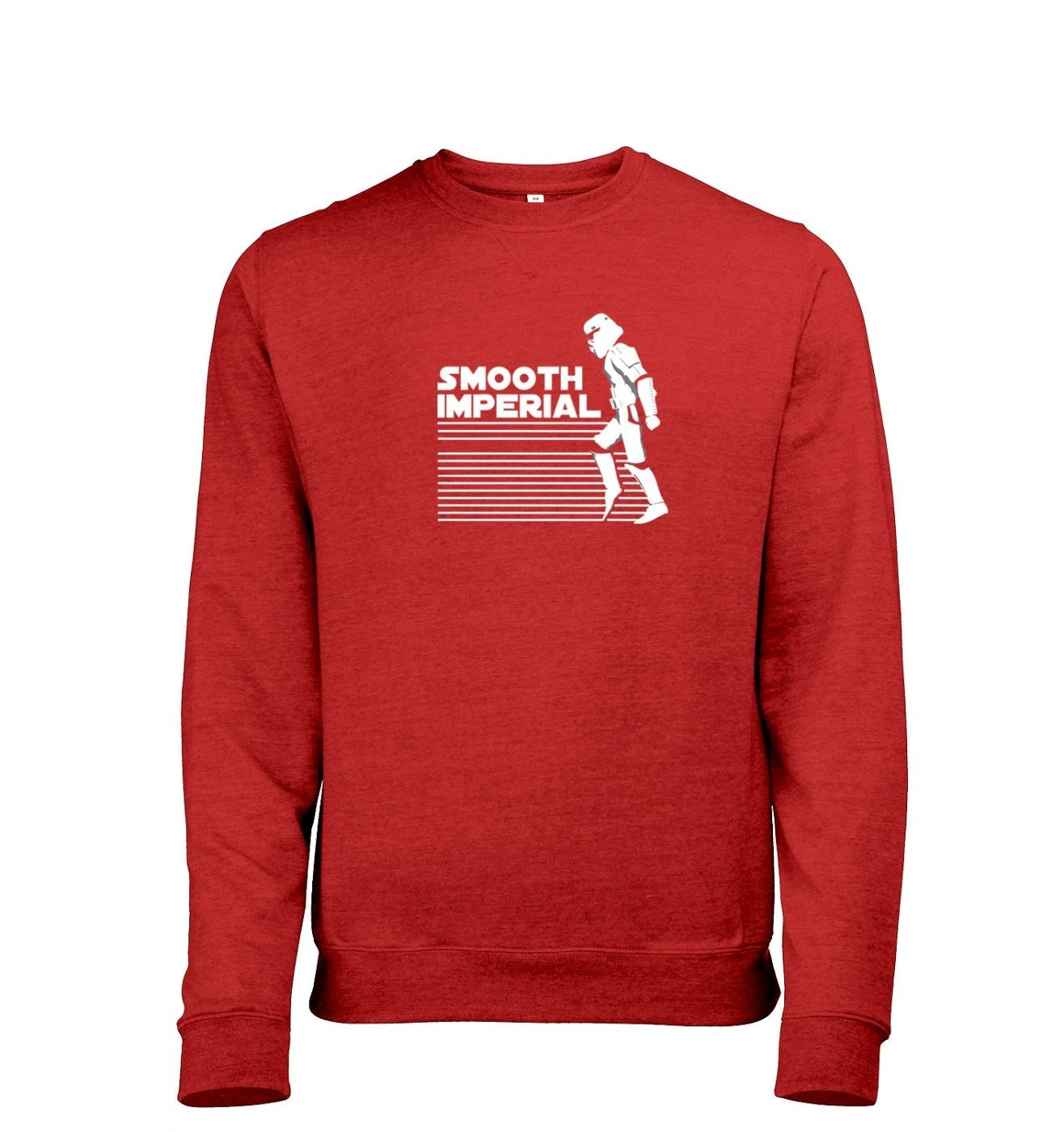 Smooth Imperial heather sweatshirt
