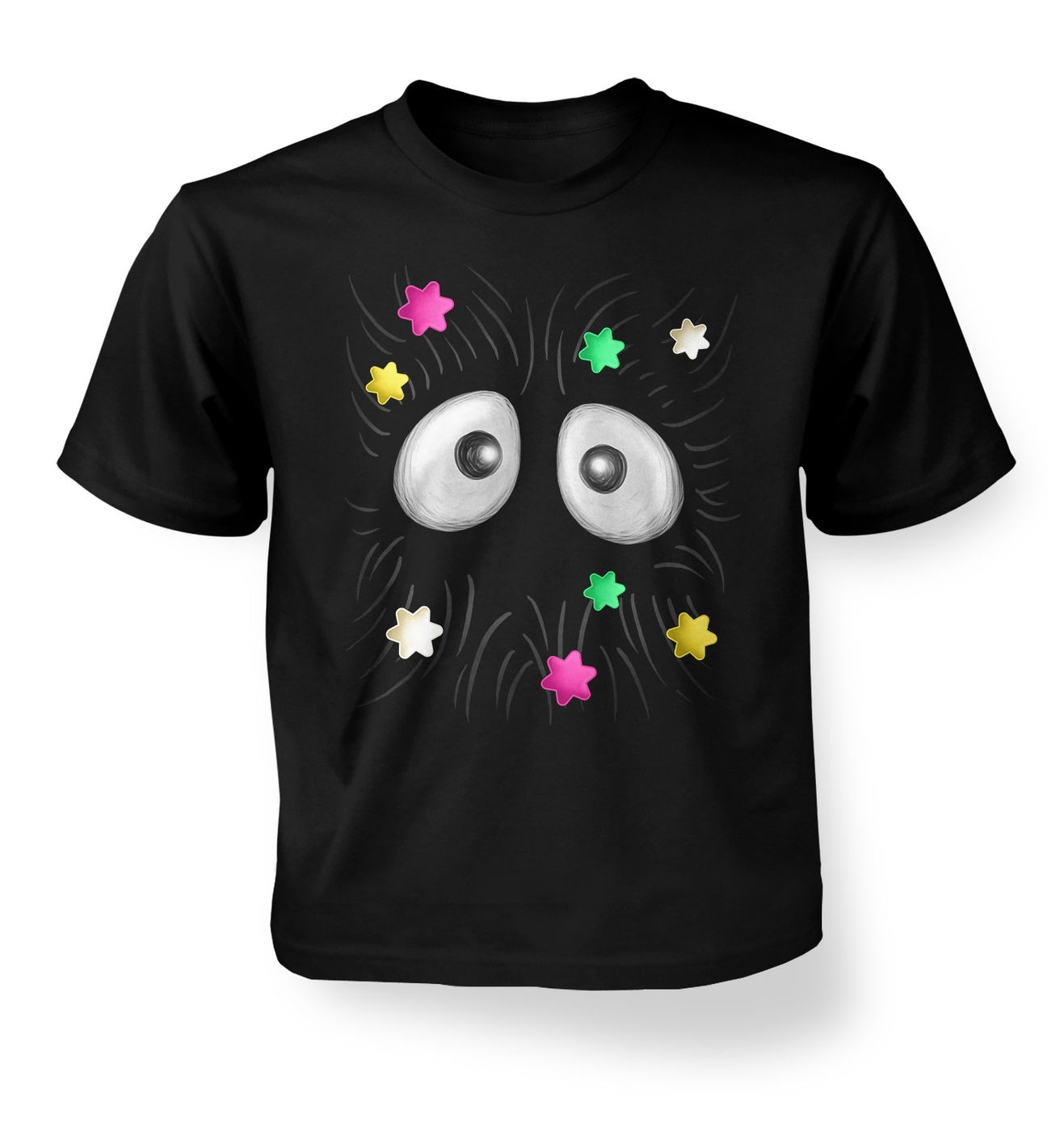 Soot Sprite kids t-shirt by Something Geeky