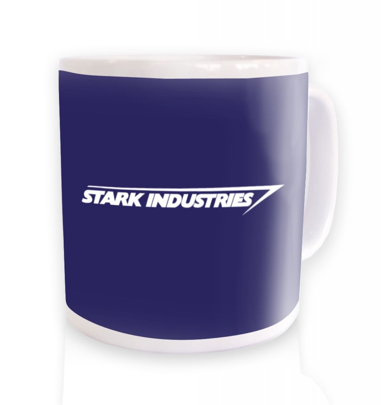 Stark Industries ceramic coffee mug