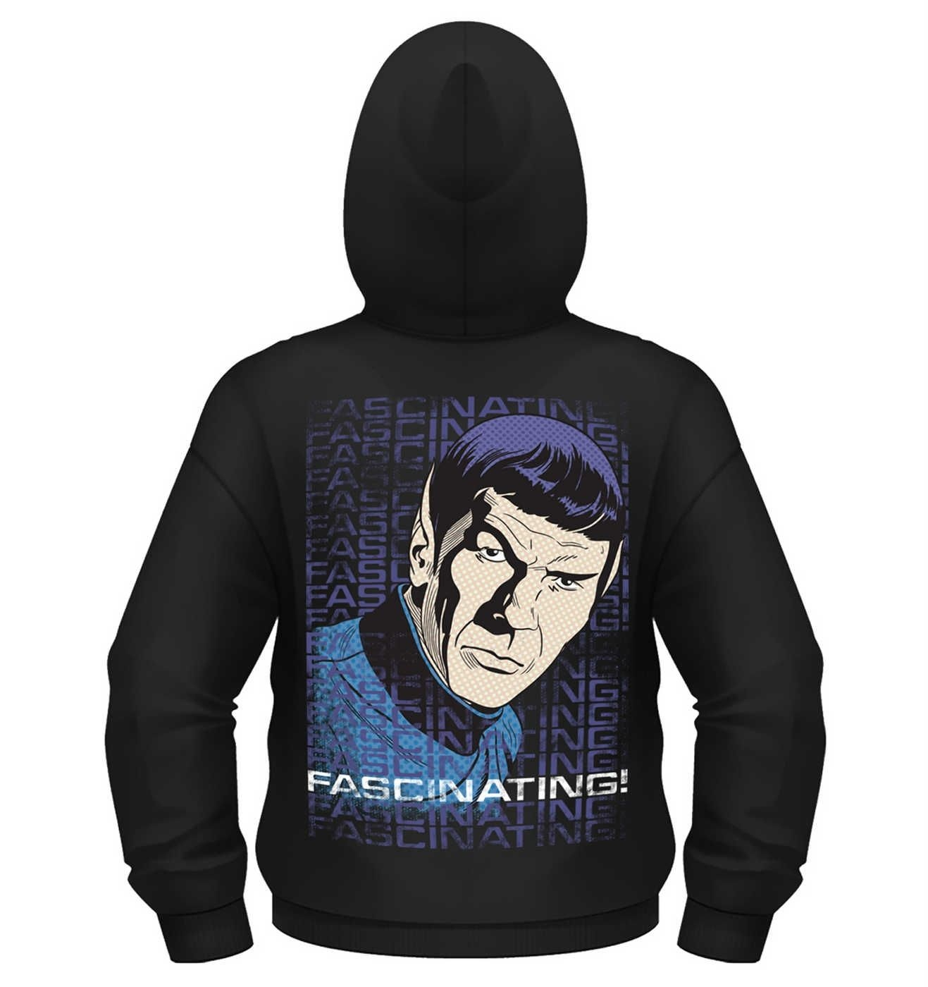 Star Trek Fascinating zoodie - Official