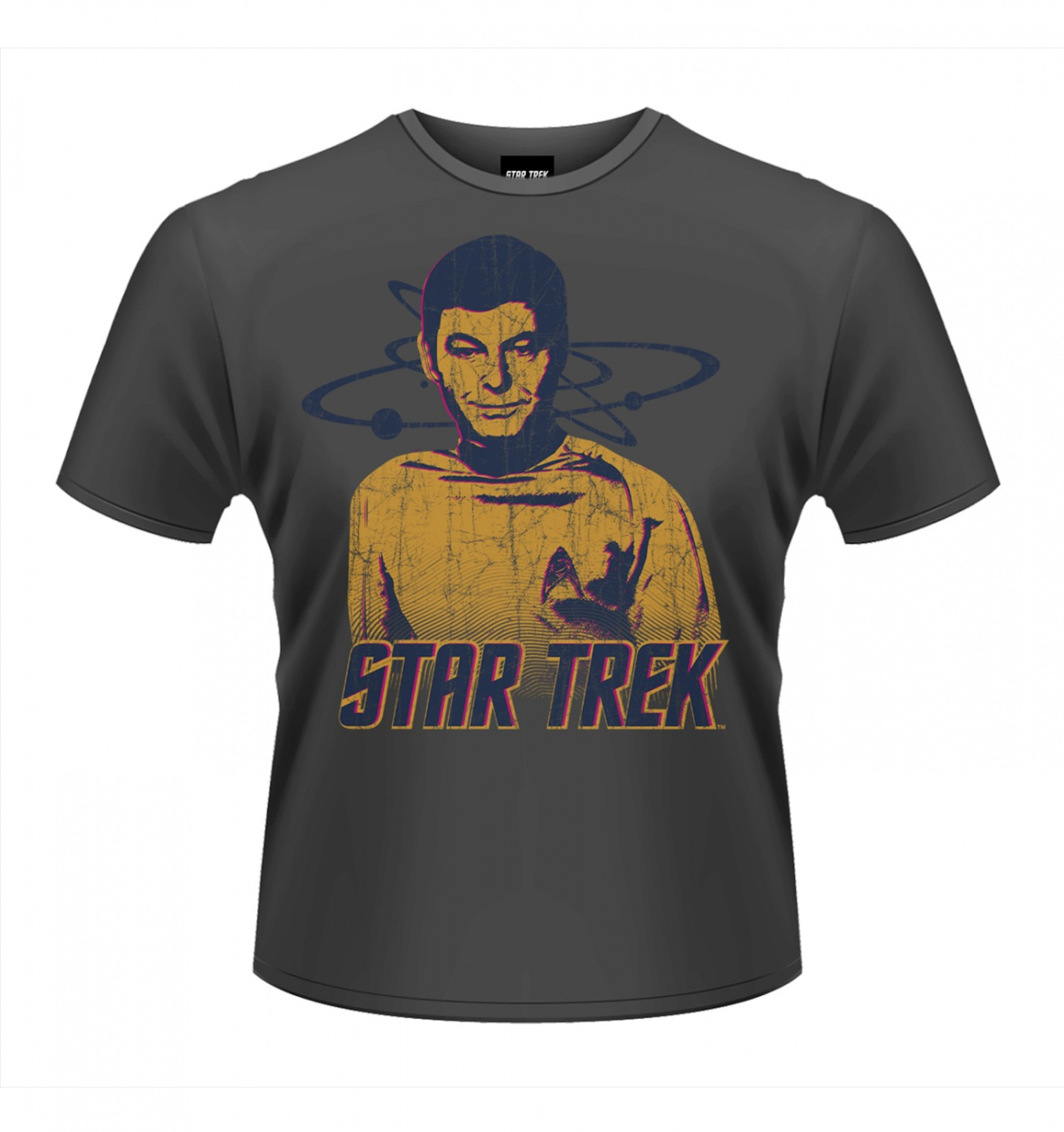 OFFICIAL Star Trek McCoy men's t-shirt