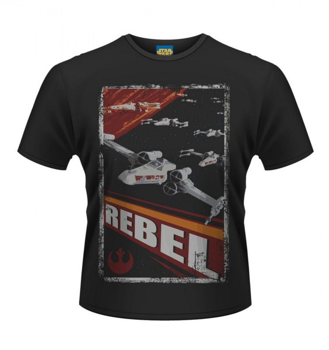 Star Wars Rebel t-shirt - OFFICIAL STAR WARS MERCHANDISE