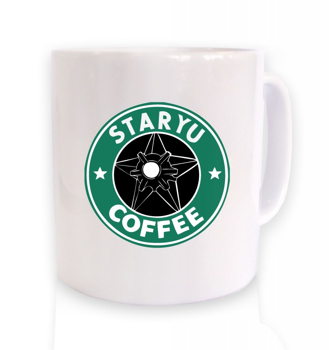Staryu Coffee Mug - Inspired by Pokemon