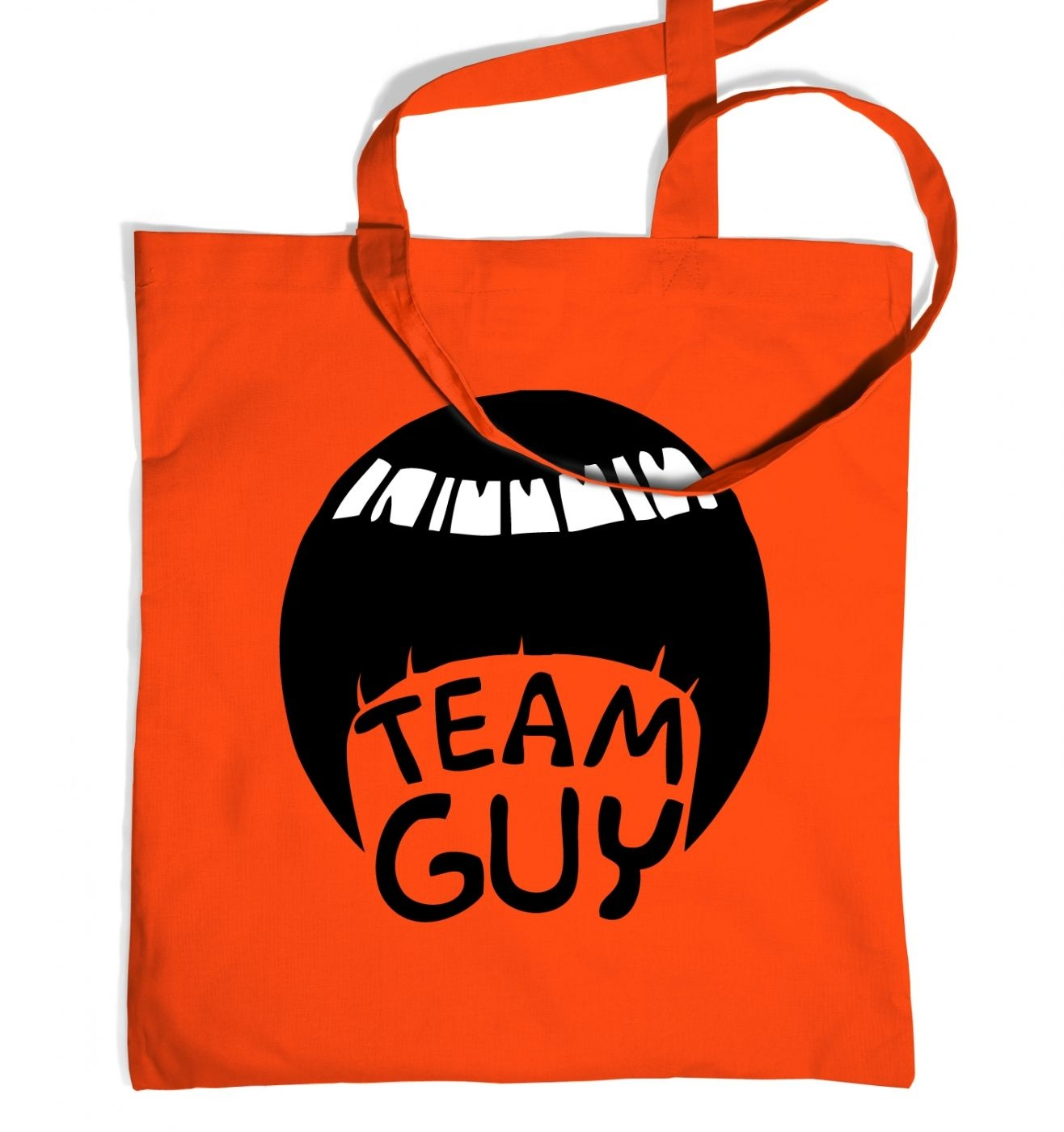 Team Guy  tote bag