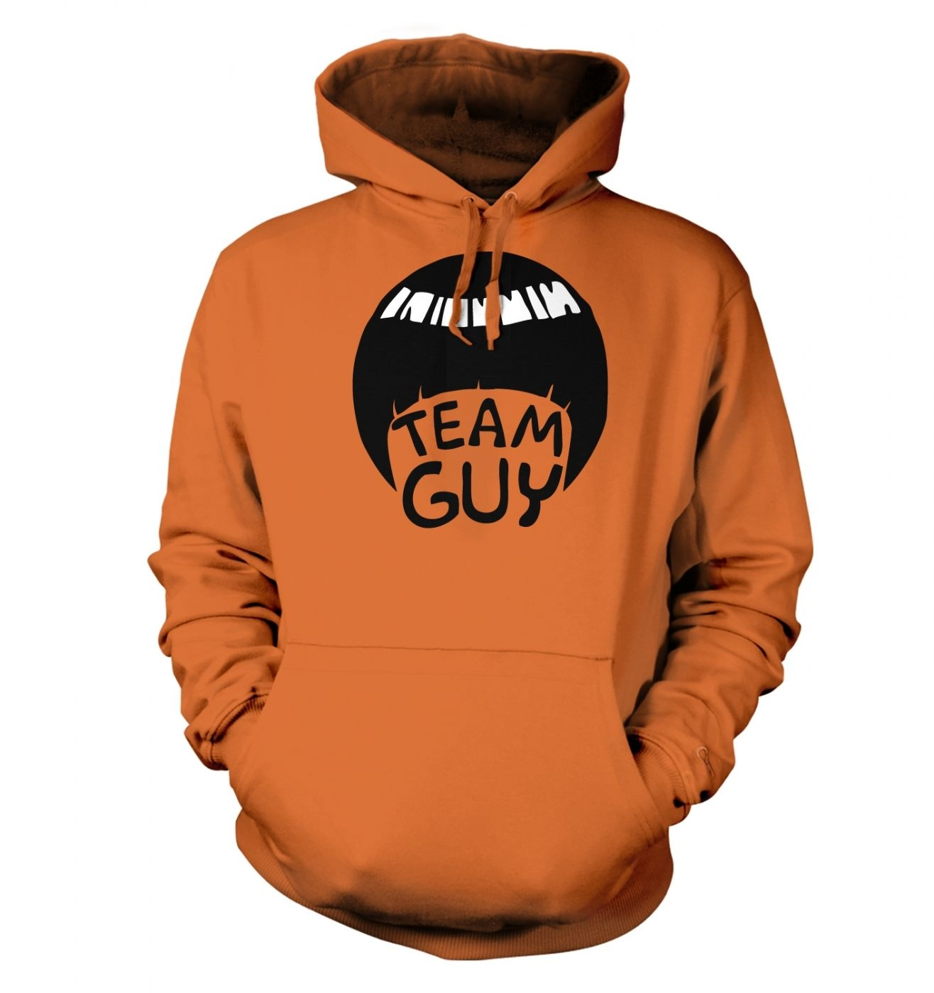 Team Guy - Adult Hoodie