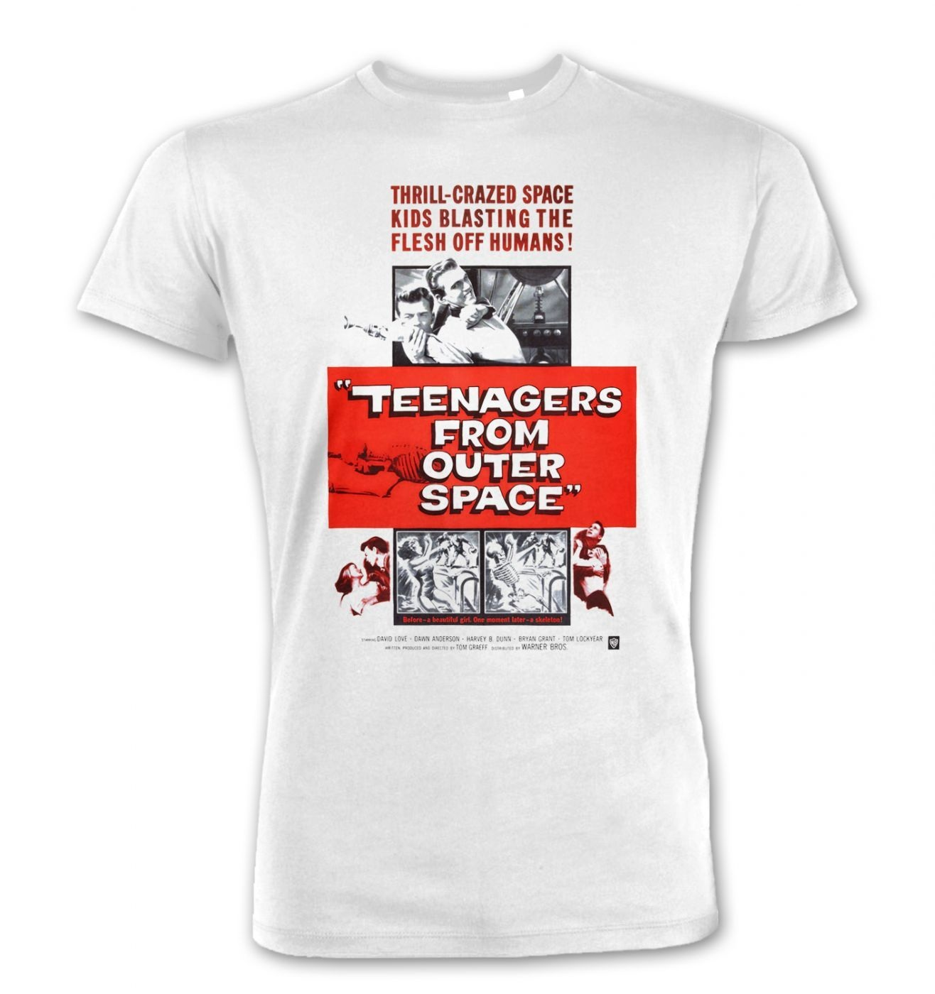 Teenagers From Outer Space men's Premium t-shirt