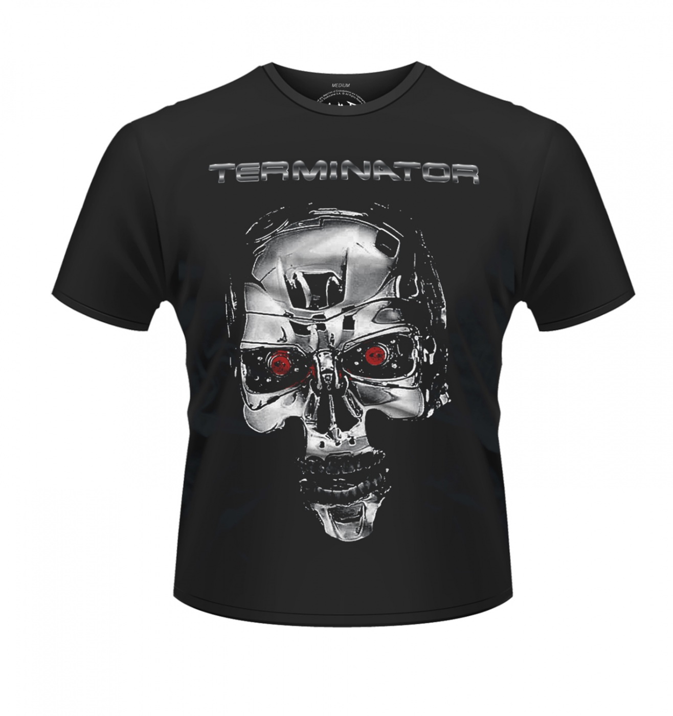 Terminator Endoskeleton t-shirt - Official