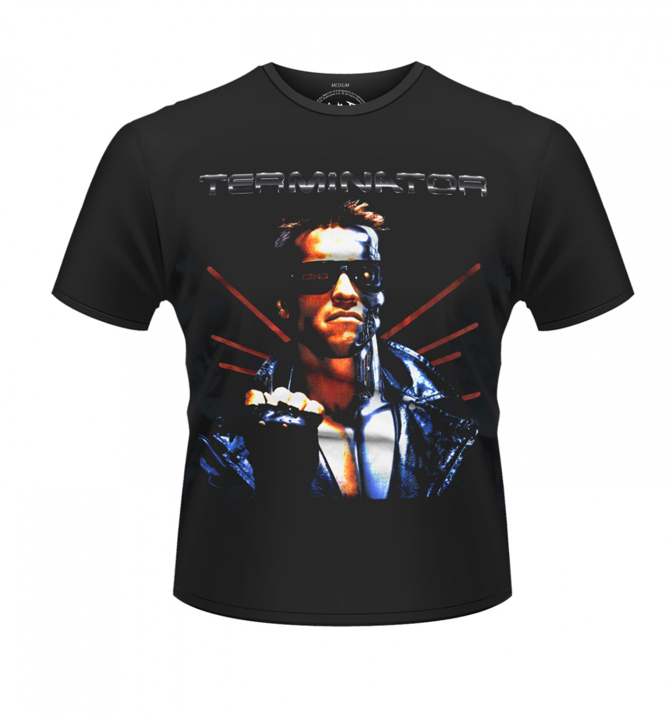 Terminator Terminated men's t-shirt - Official