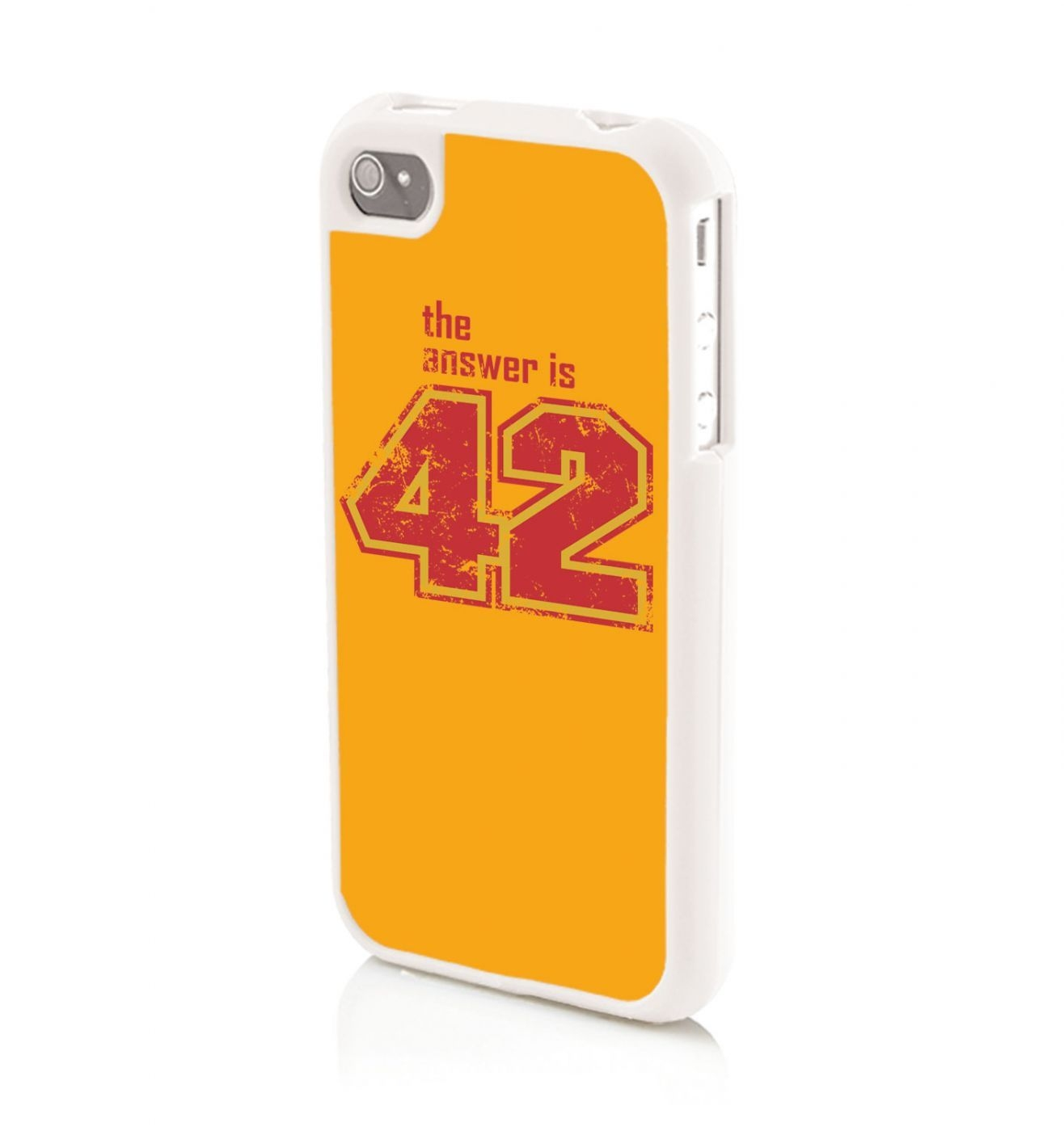 The Answer is 42 - iPhone 4/4s case