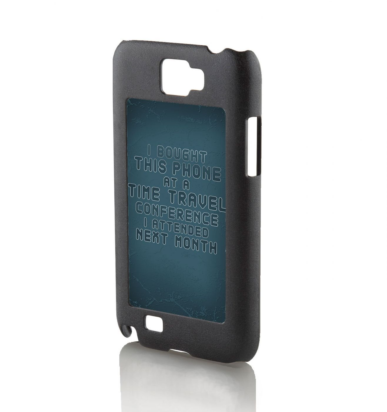 Time Travel Conference Galaxy Note 2 phone case