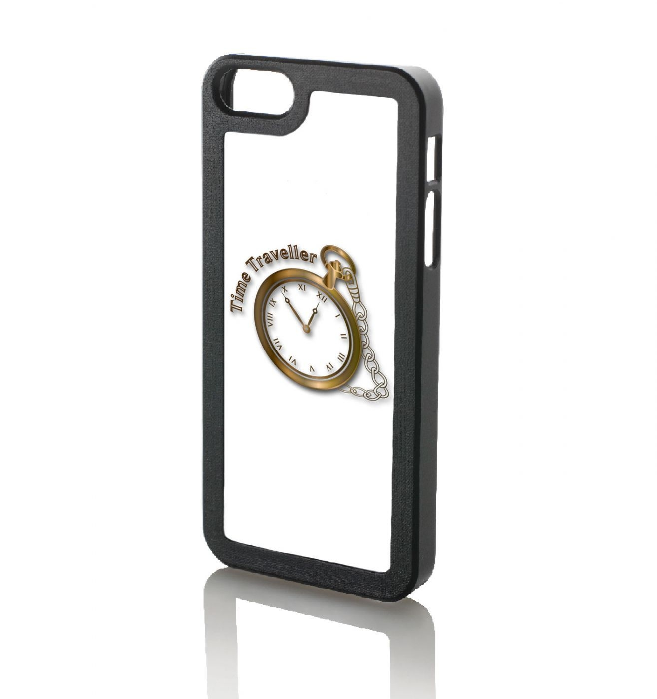 Time Traveller Pocket Watch iPhone 5/5S phone case