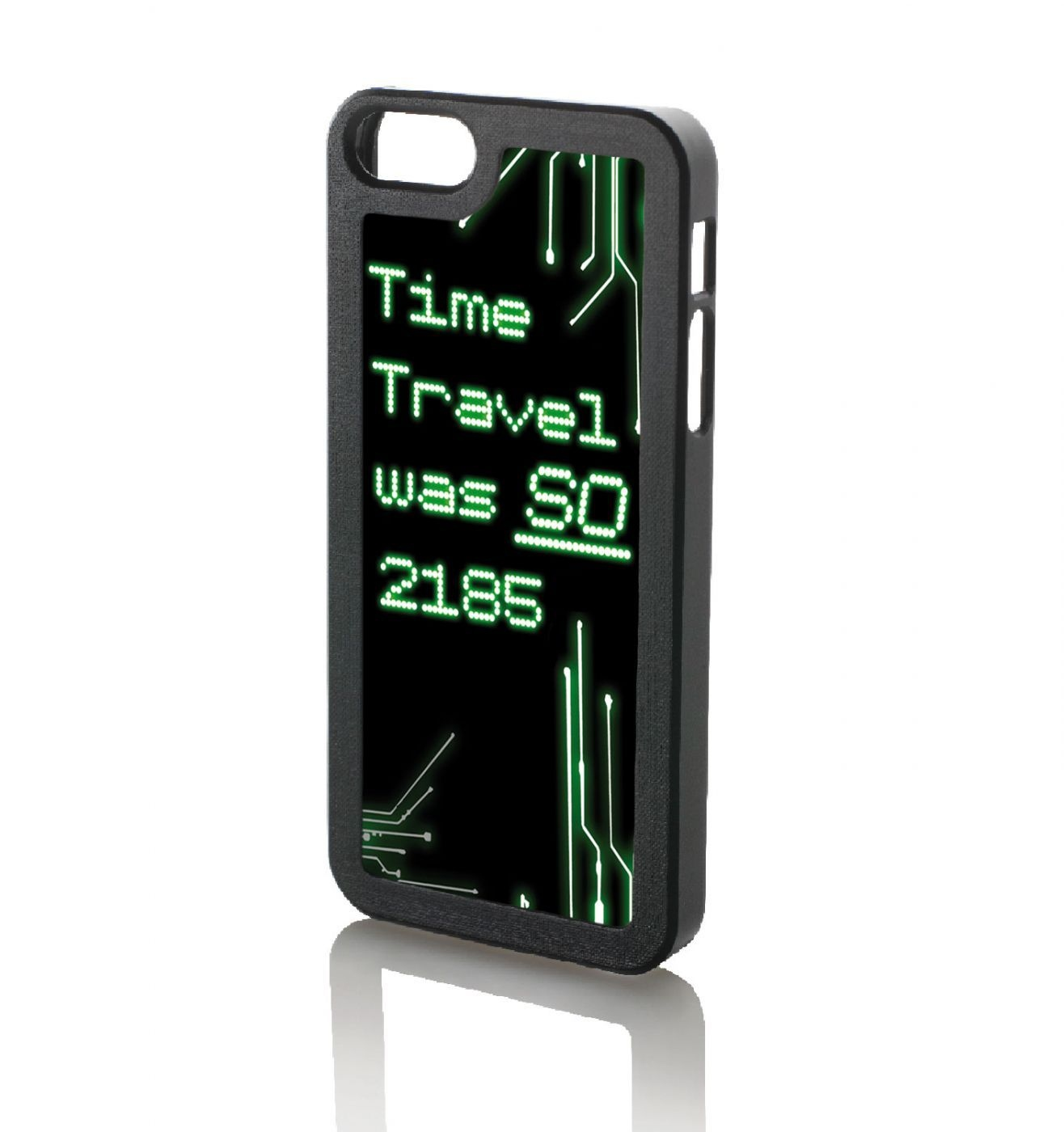 Time Travel Was So 2185 iPhone 5/5S phone case