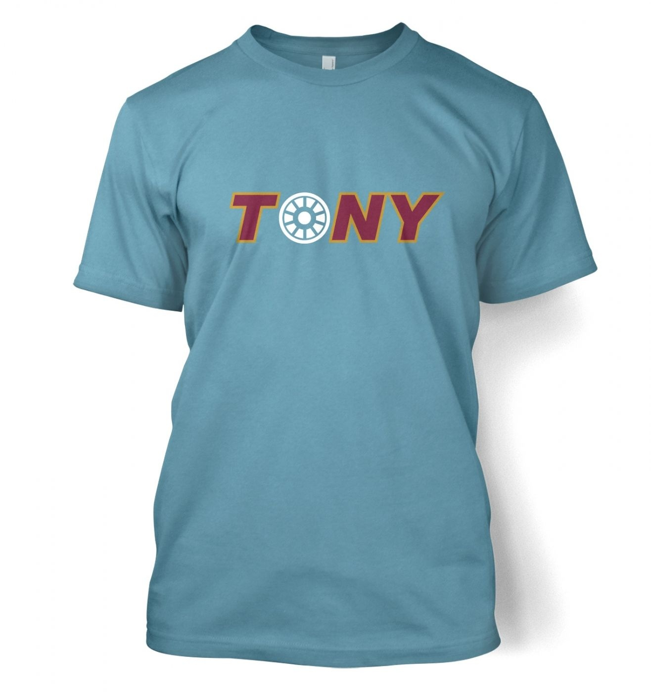 Tony Arc Reactor men's t-shirt