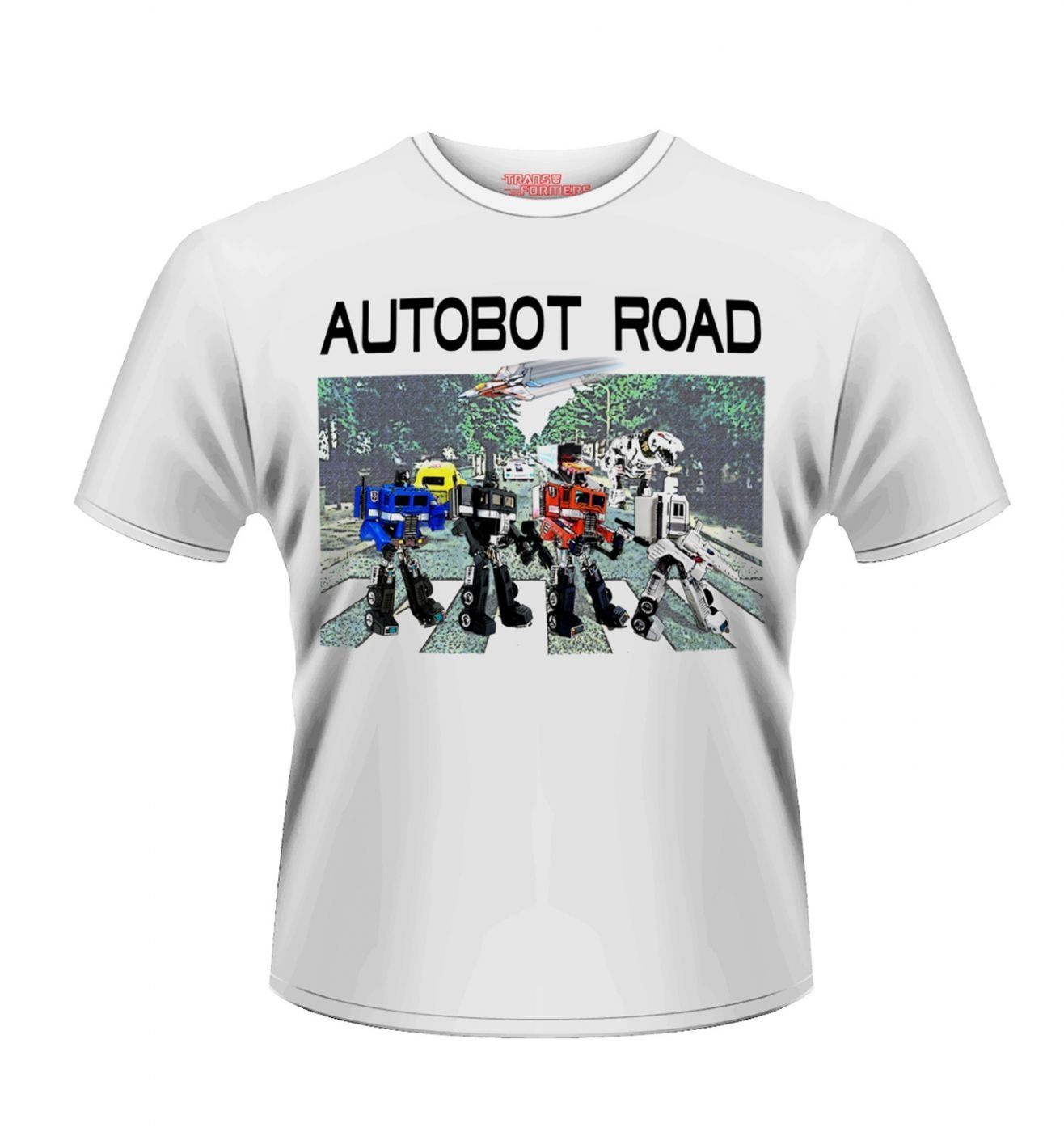 Transformers Autobot Road t-shirt - OFFICIAL
