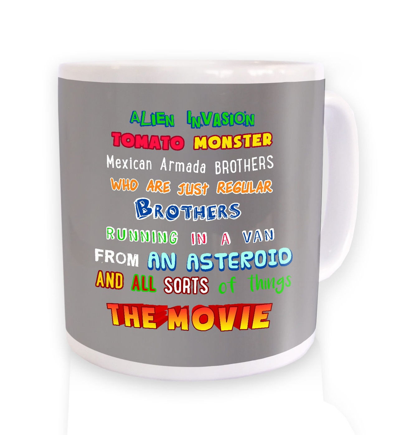 Two Brothers mug by Something Geeky