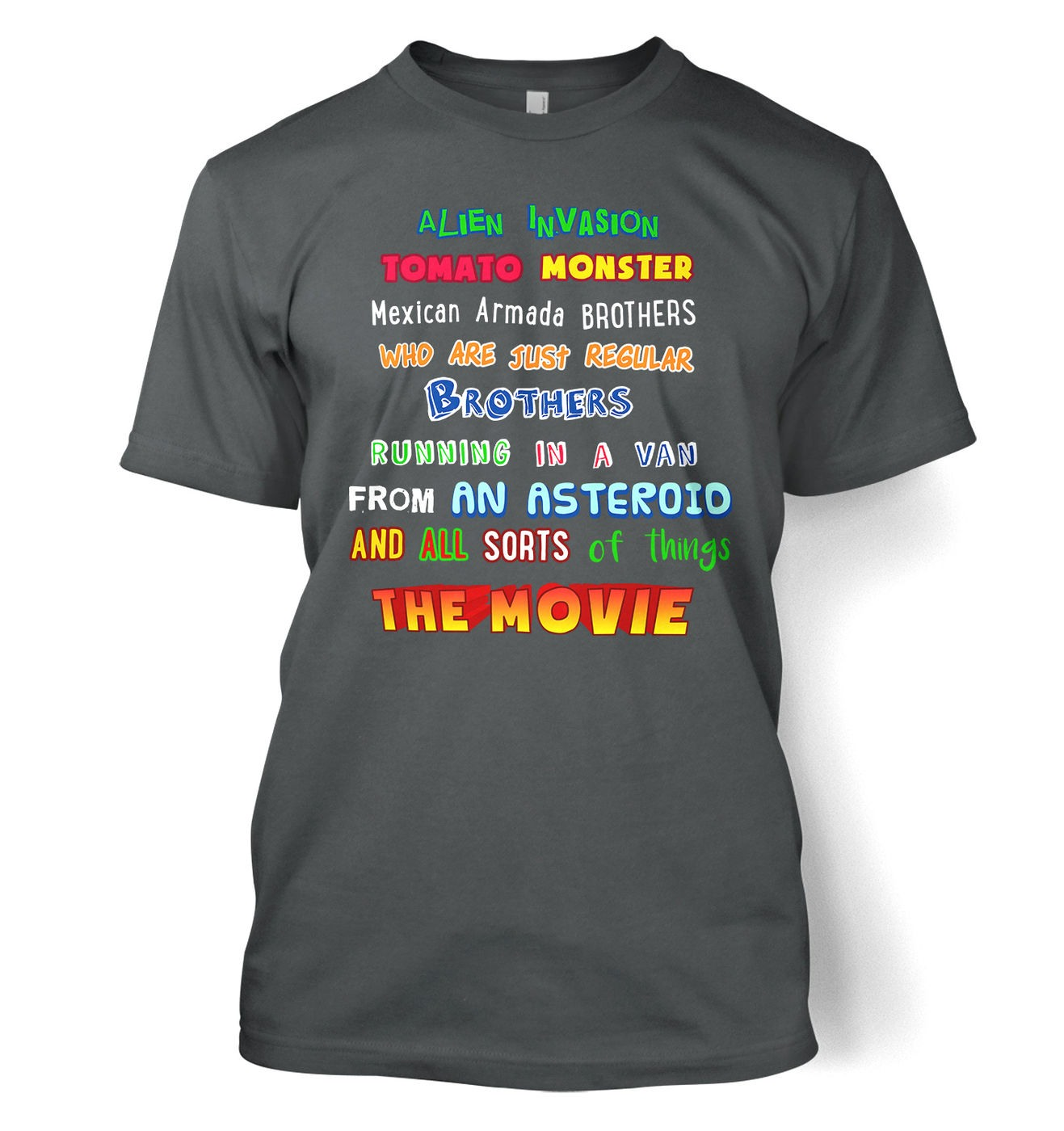 Two Brothers t-shirt by Something Geeky