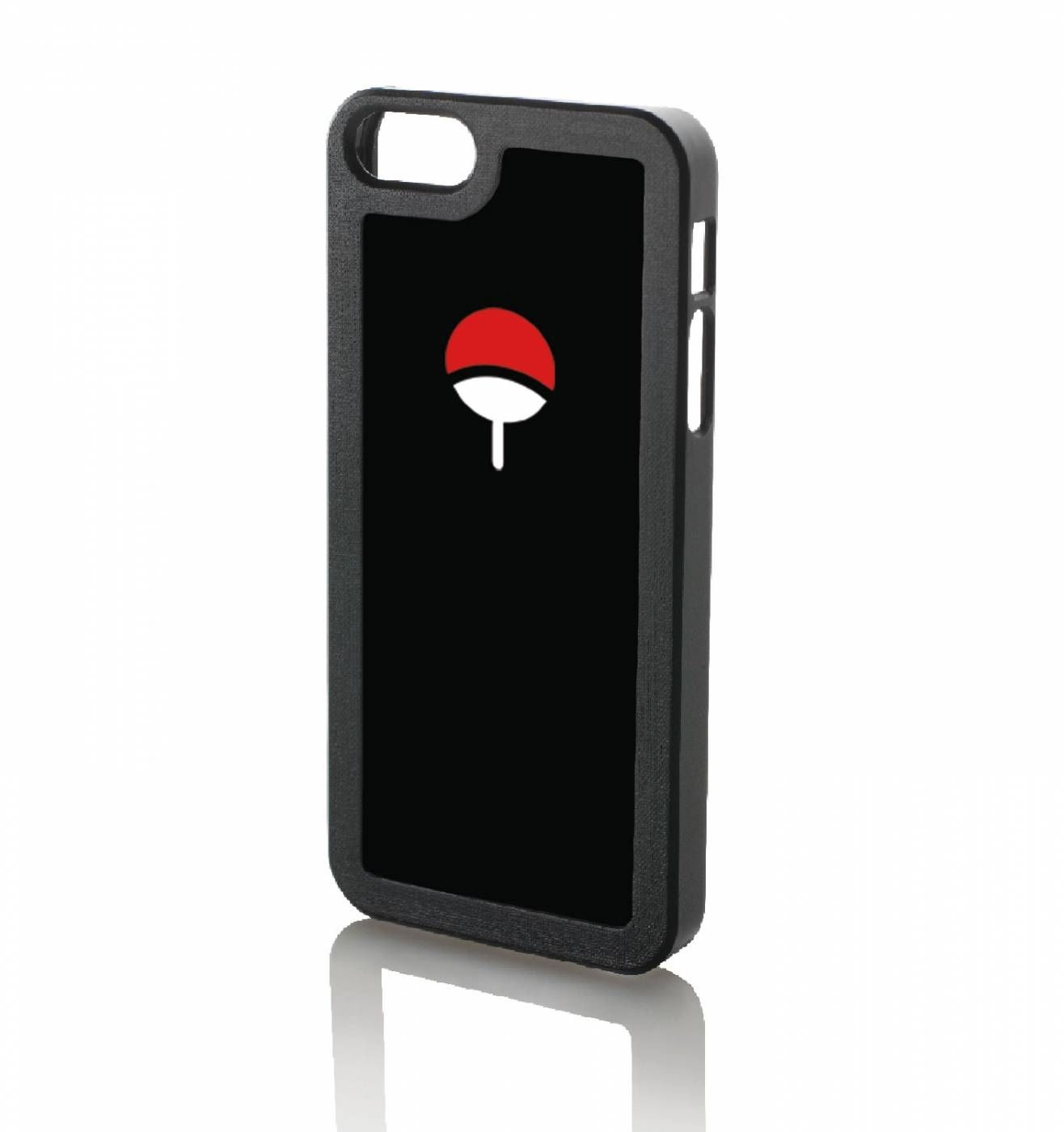 Uchiha Family Crest (BLACK) - Apple iPhone 5 Phone case