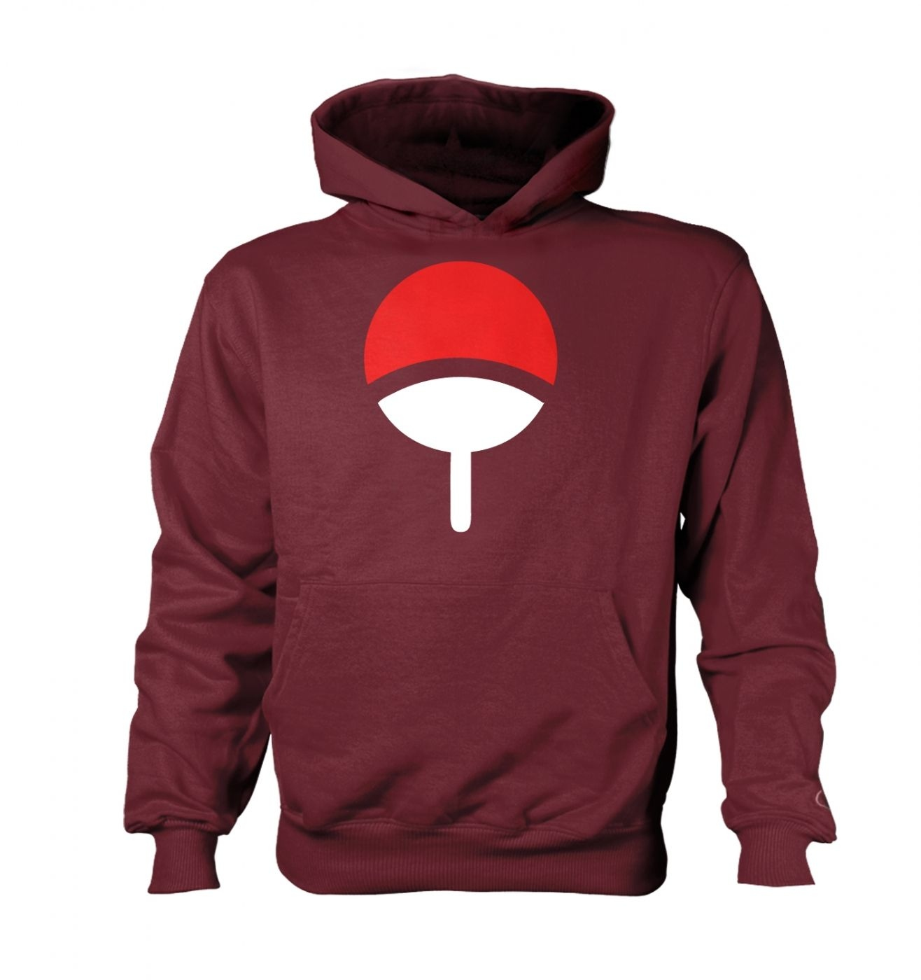 Uchiha Family kids contrast hoodie  - Inspired by Naruto