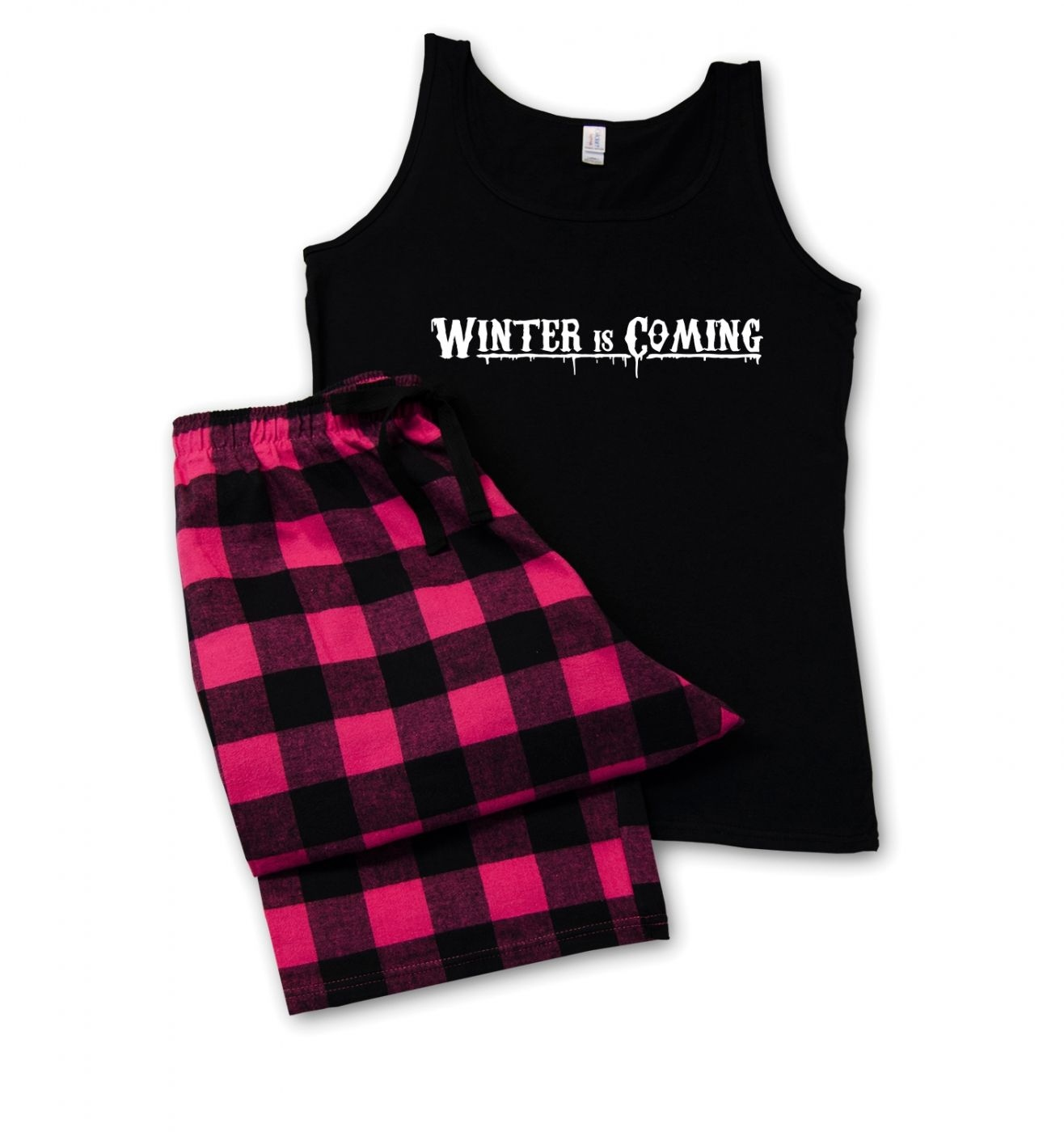 Winter Is Coming  pyjamas (womens)