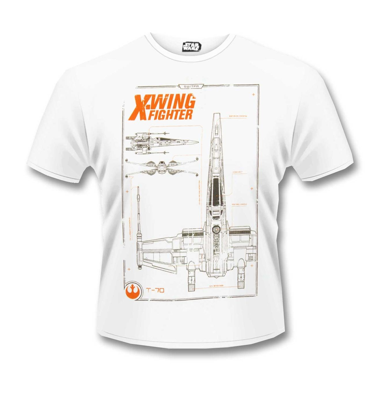 X-Wing Maintenance t-shirt
