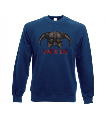 Lawful Evil sweatshirt