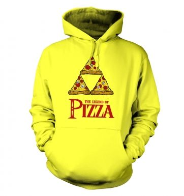 Legend Of Pizza hoodie